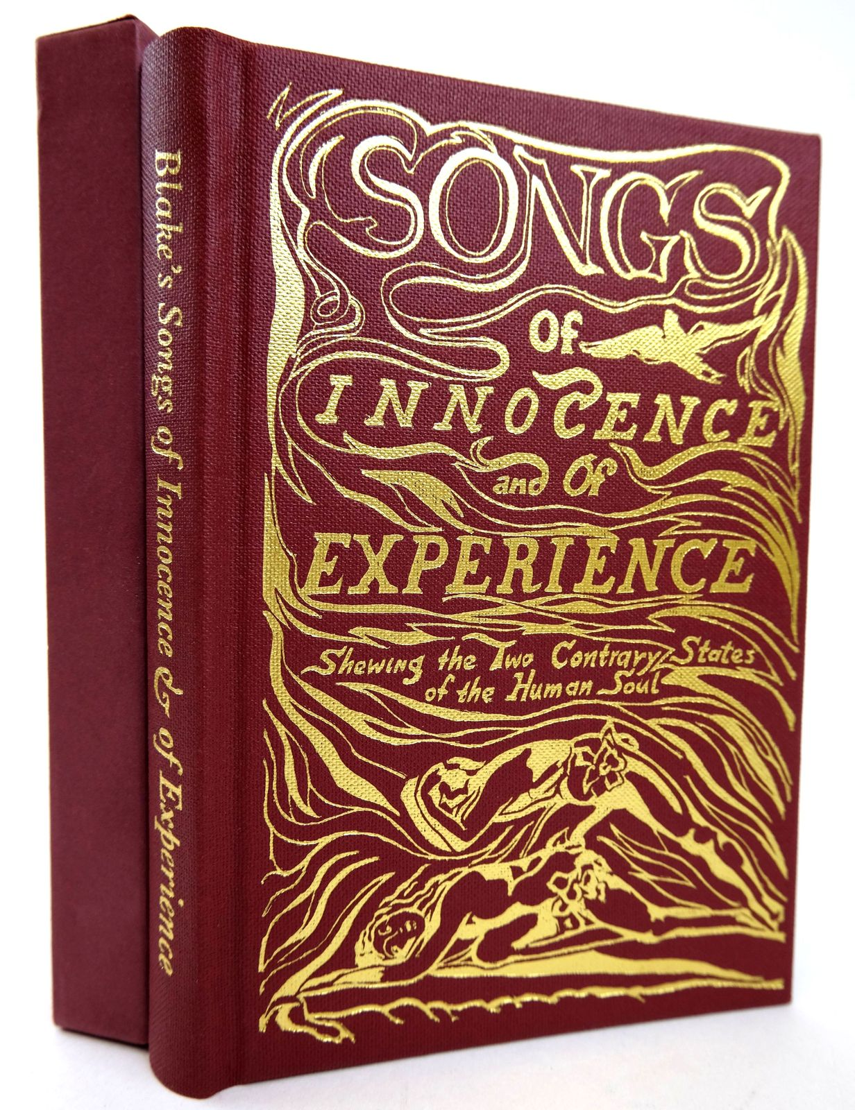 Photo of SONGS OF INNOCENCE AND OF EXPERIENCE- Stock Number: 1818795