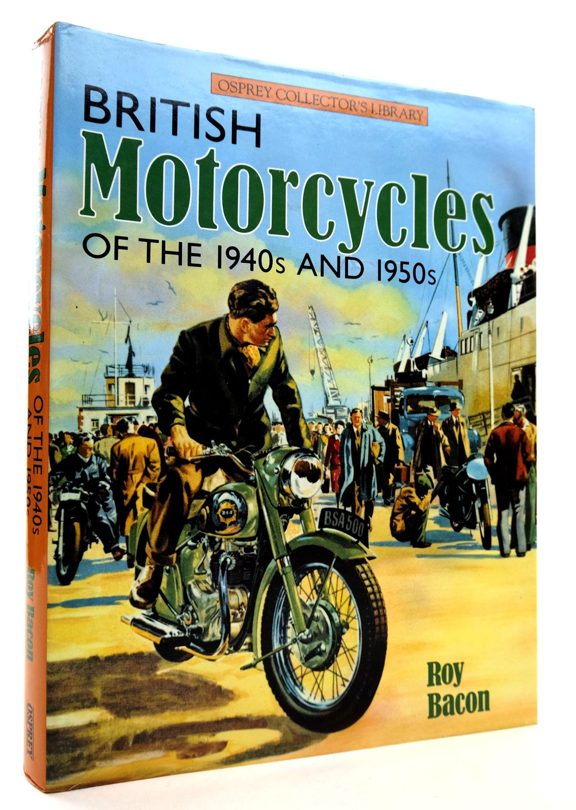 Photo of BRITISH MOTORCYCLES OF THE 1940S AND 1950S- Stock Number: 1818806