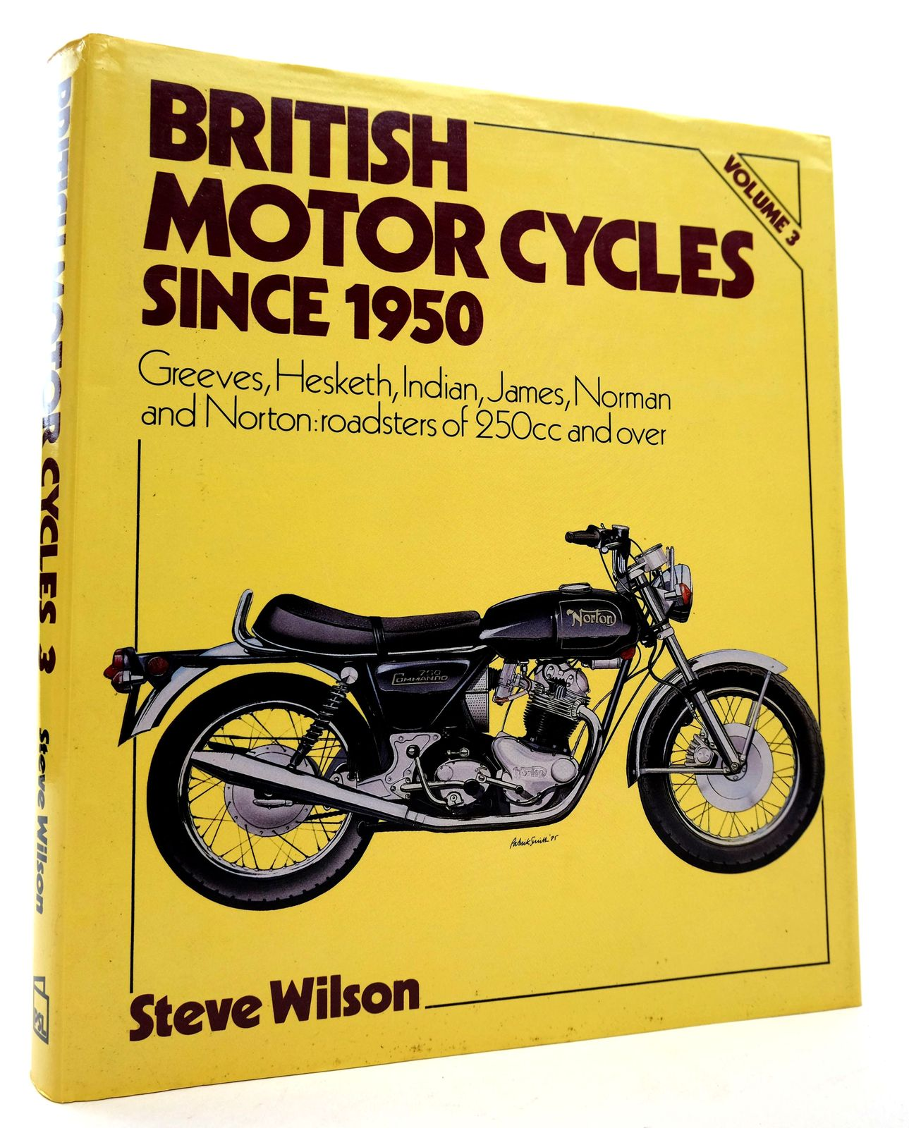 Photo of BRITISH MOTOR CYCLES SINCE 1950 VOLUME 3- Stock Number: 1818807