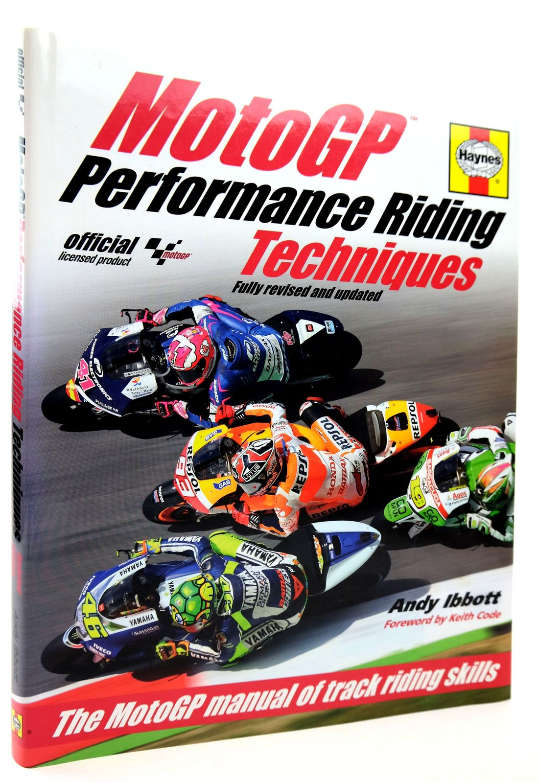 Photo of MOTOGP PERFORMANCE RIDING TECHNIQUES- Stock Number: 1818813