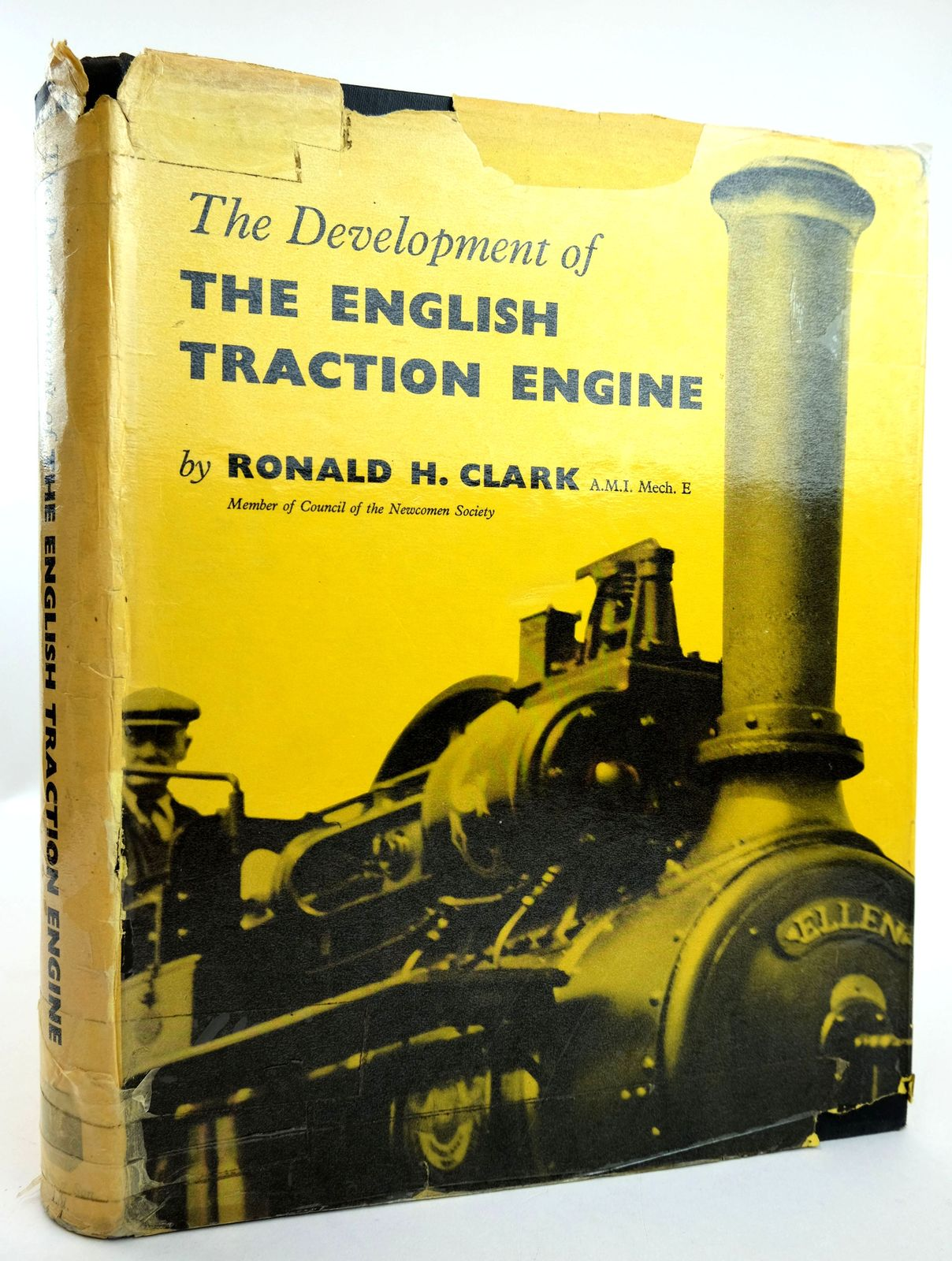 Photo of THE DEVELOPMENT OF THE ENGLISH TRACTION ENGINE- Stock Number: 1818844