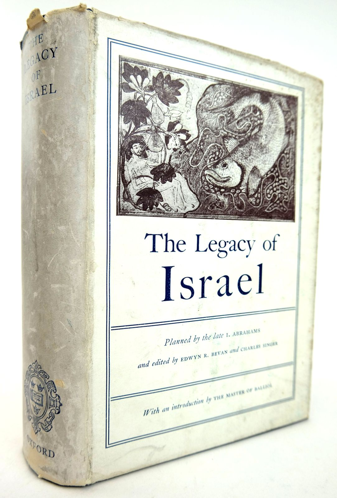 Photo of THE LEGACY OF ISRAEL- Stock Number: 1818856
