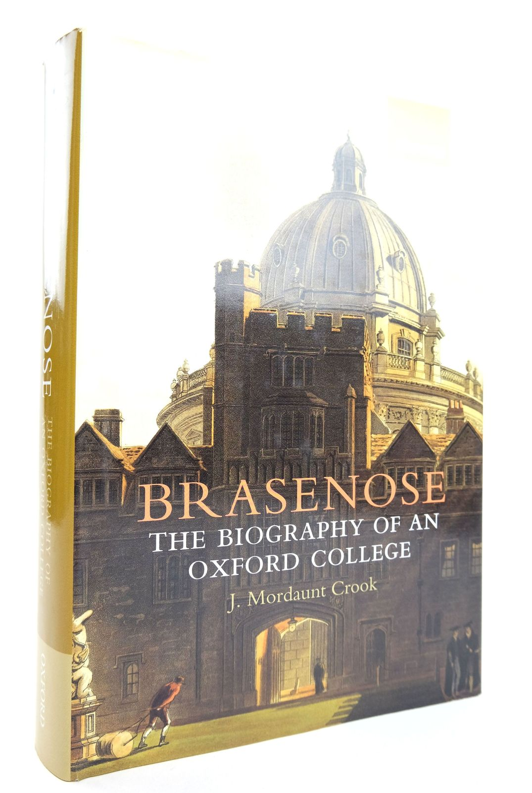Photo of BRASENOSE: THE BIOGRAPHY OF AN OXFORD COLLEGE- Stock Number: 1818869