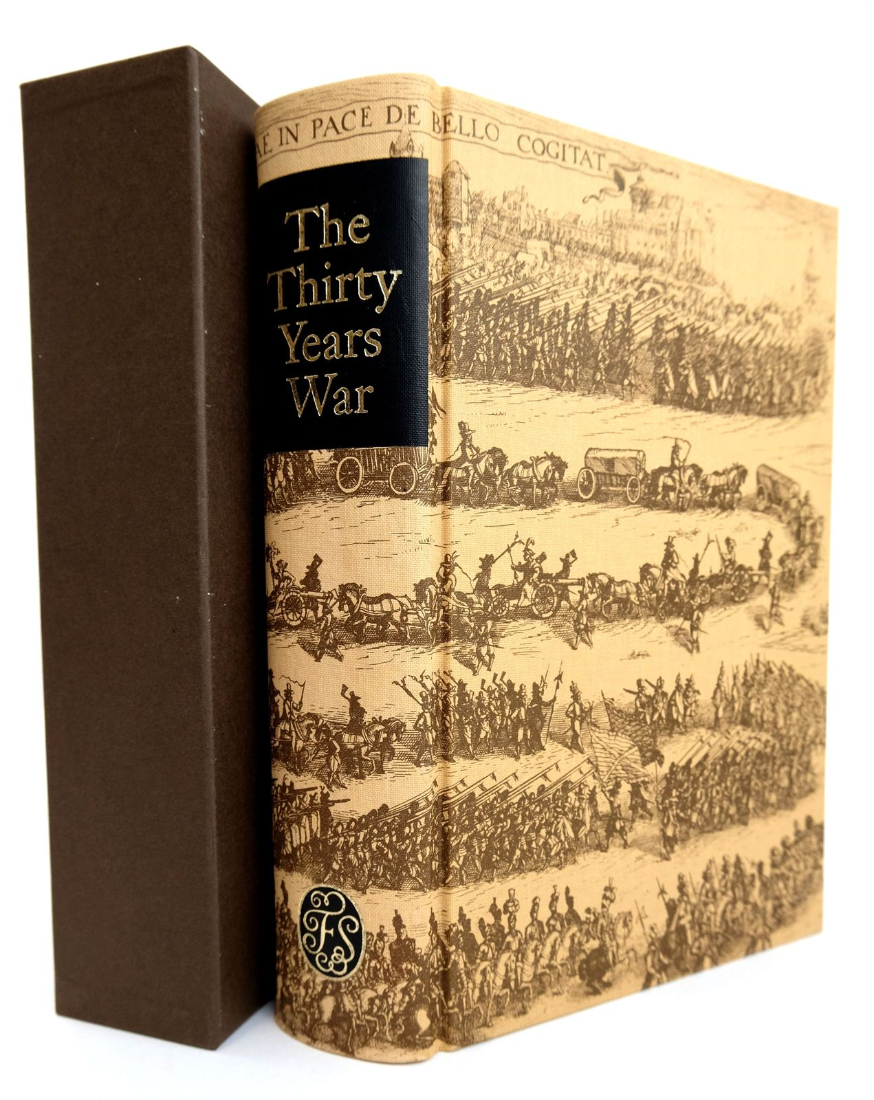 Photo of THE THIRTY YEARS WAR written by Wedgwood, C.V. published by Folio Society (STOCK CODE: 1818876)  for sale by Stella & Rose's Books