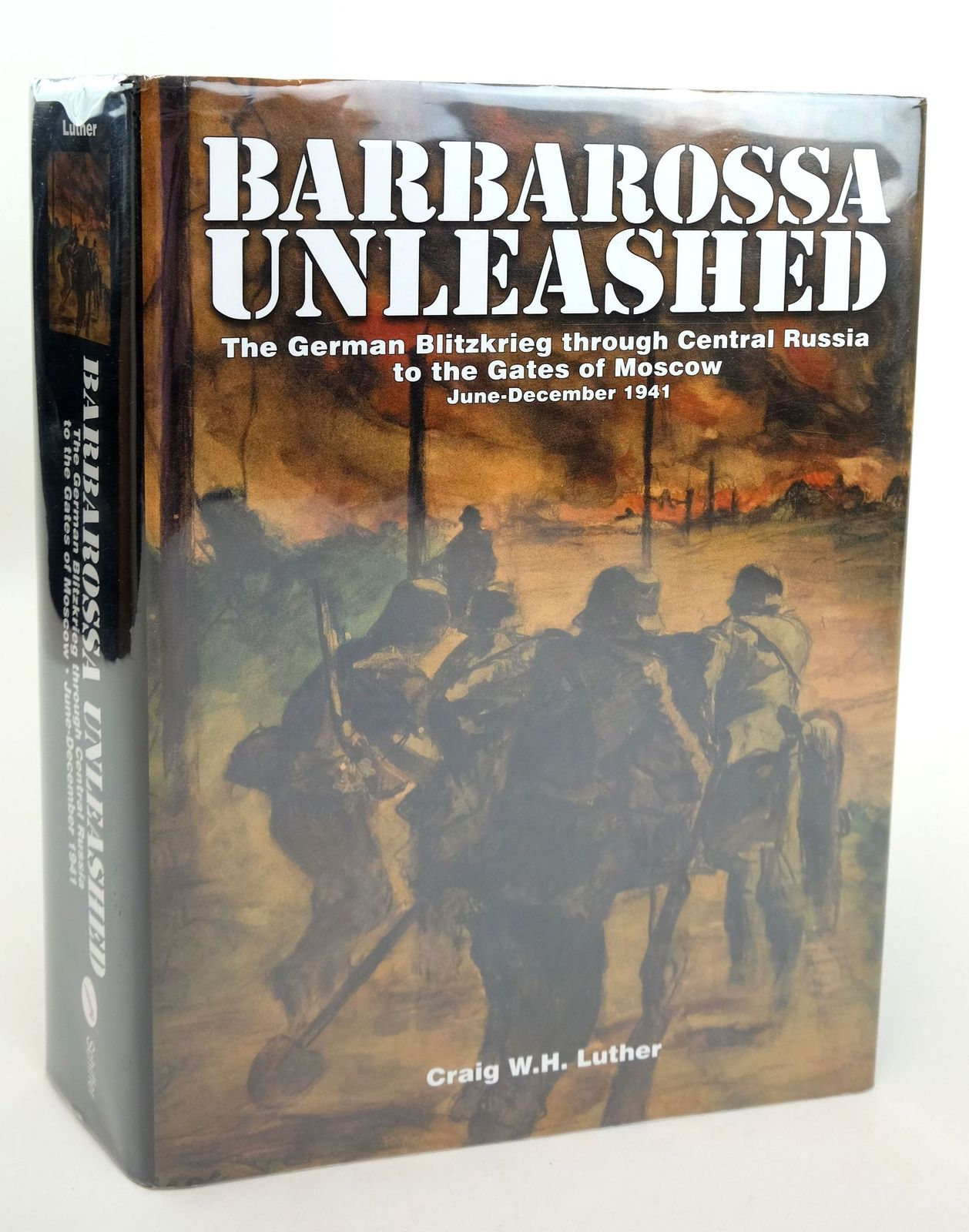 Photo of BARBAROSSA UNLEASHED: THE GERMAN BLITZKRIEG THROUGH CENTRAL RUSSIA TO THE GATES OF MOSCOW- Stock Number: 1818886