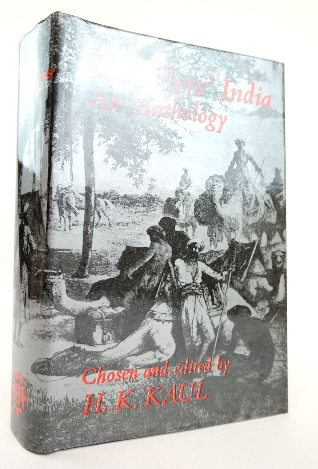 Photo of TRAVELLERS' INDIA: AN ANTHOLOGY- Stock Number: 1818888