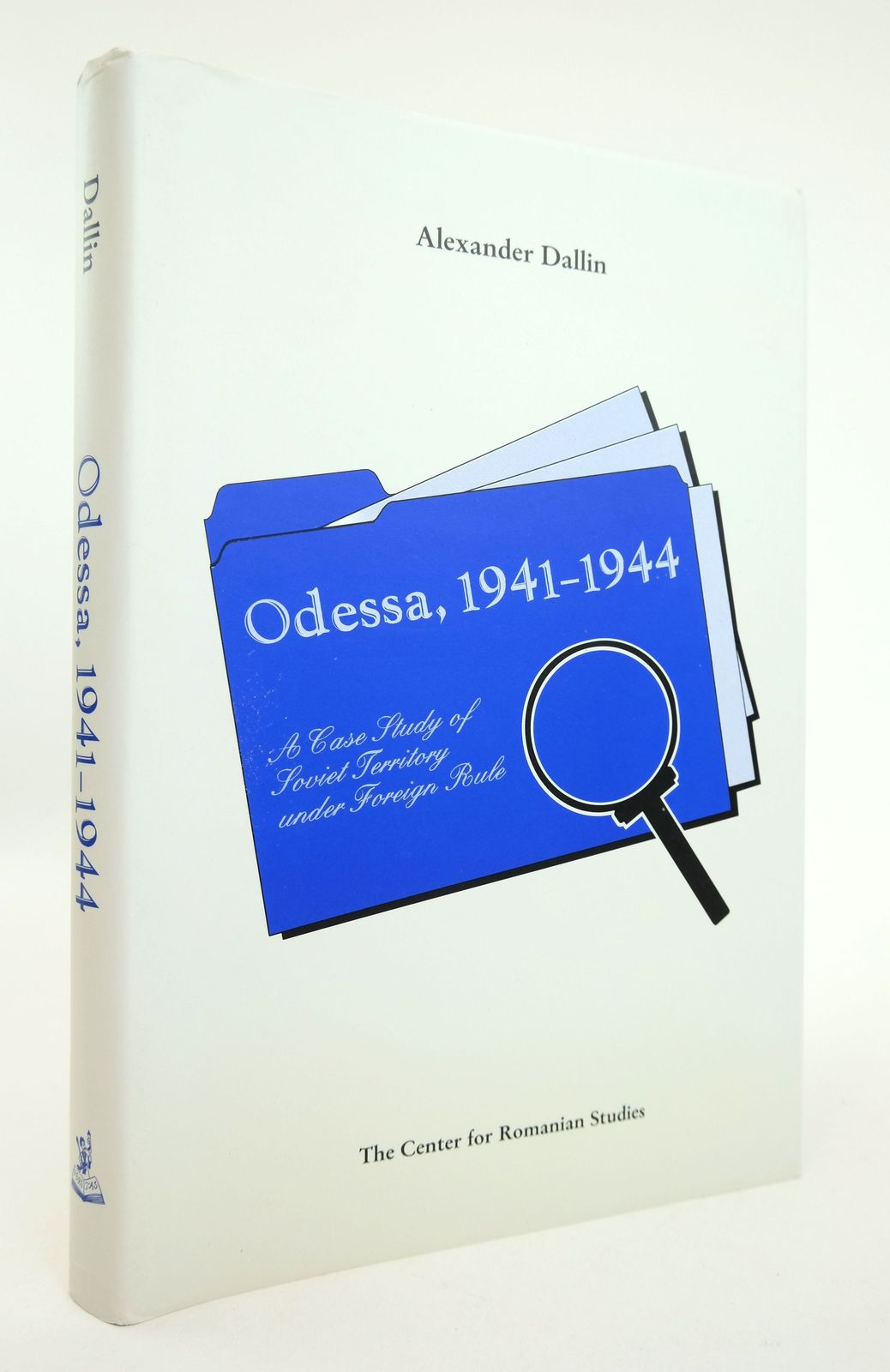 Photo of ODESSA, 1941-1944: A CASE STUDY OF SOVIET TERRITORY UNDER FOREIGN RULE- Stock Number: 1818890