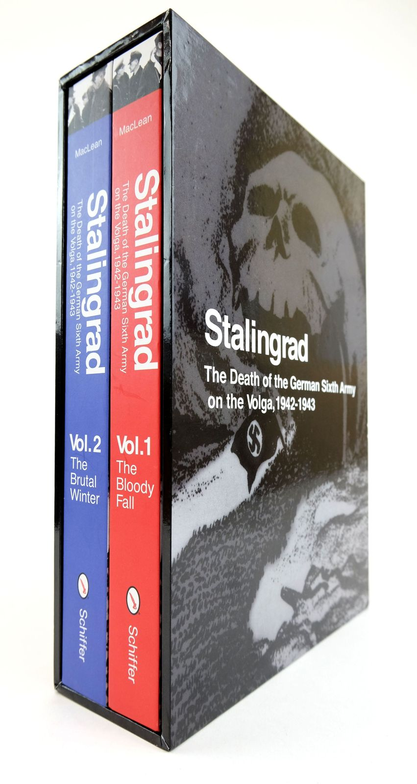 Photo of STALINGRAD: THE DEATH OF THE GERMAN SIXTH ARMY ON THE VOLGA, 1942-1943 (2 VOLUMES)- Stock Number: 1818891