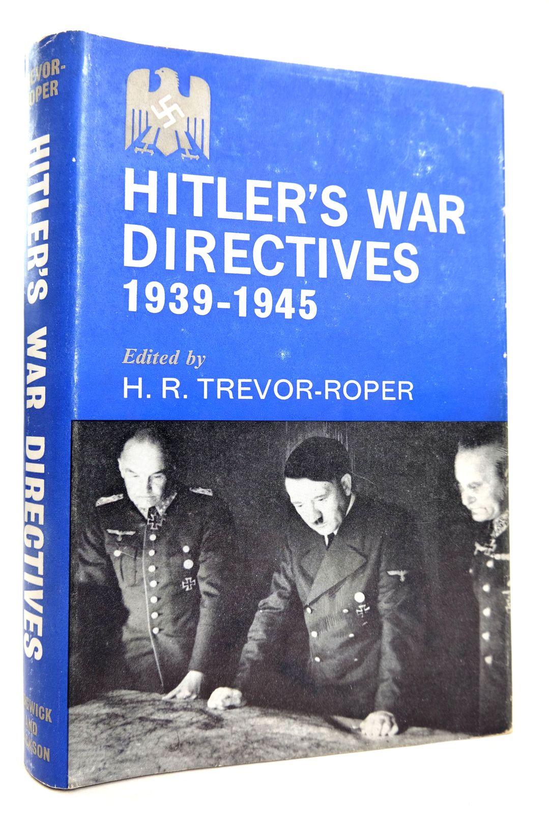 Photo of HITLER'S WAR DIRECTIVES 1939-1945- Stock Number: 1818892