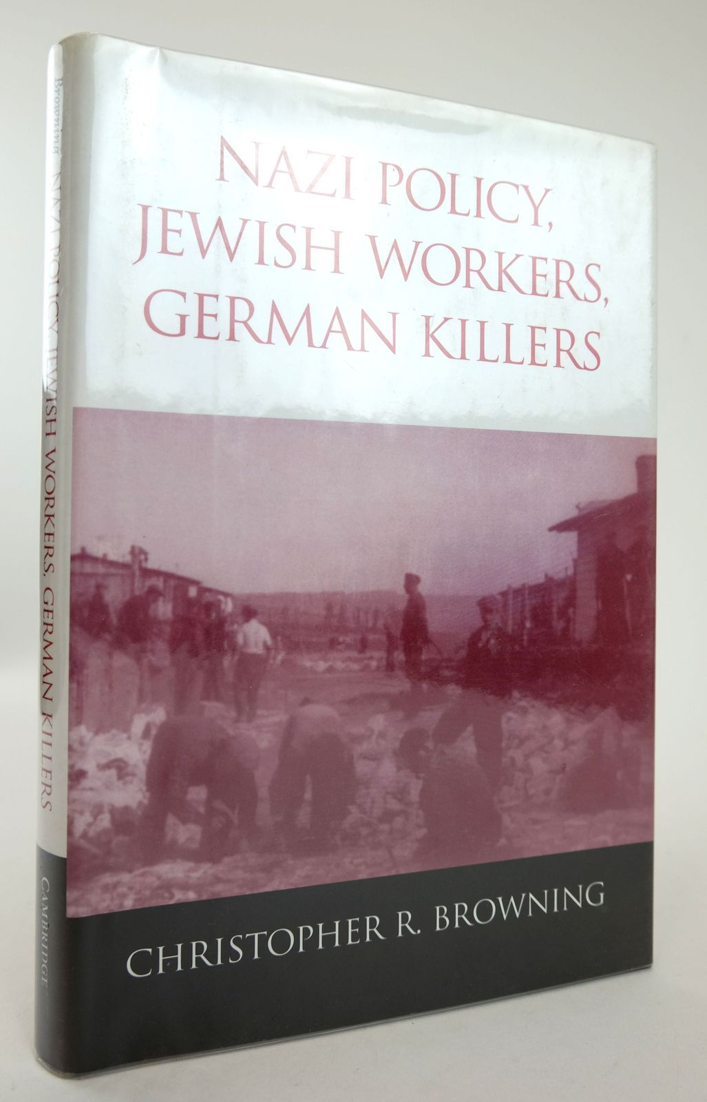 Photo of NAZI POLICY, JEWISH WORKERS, GERMAN KILLERS- Stock Number: 1818903