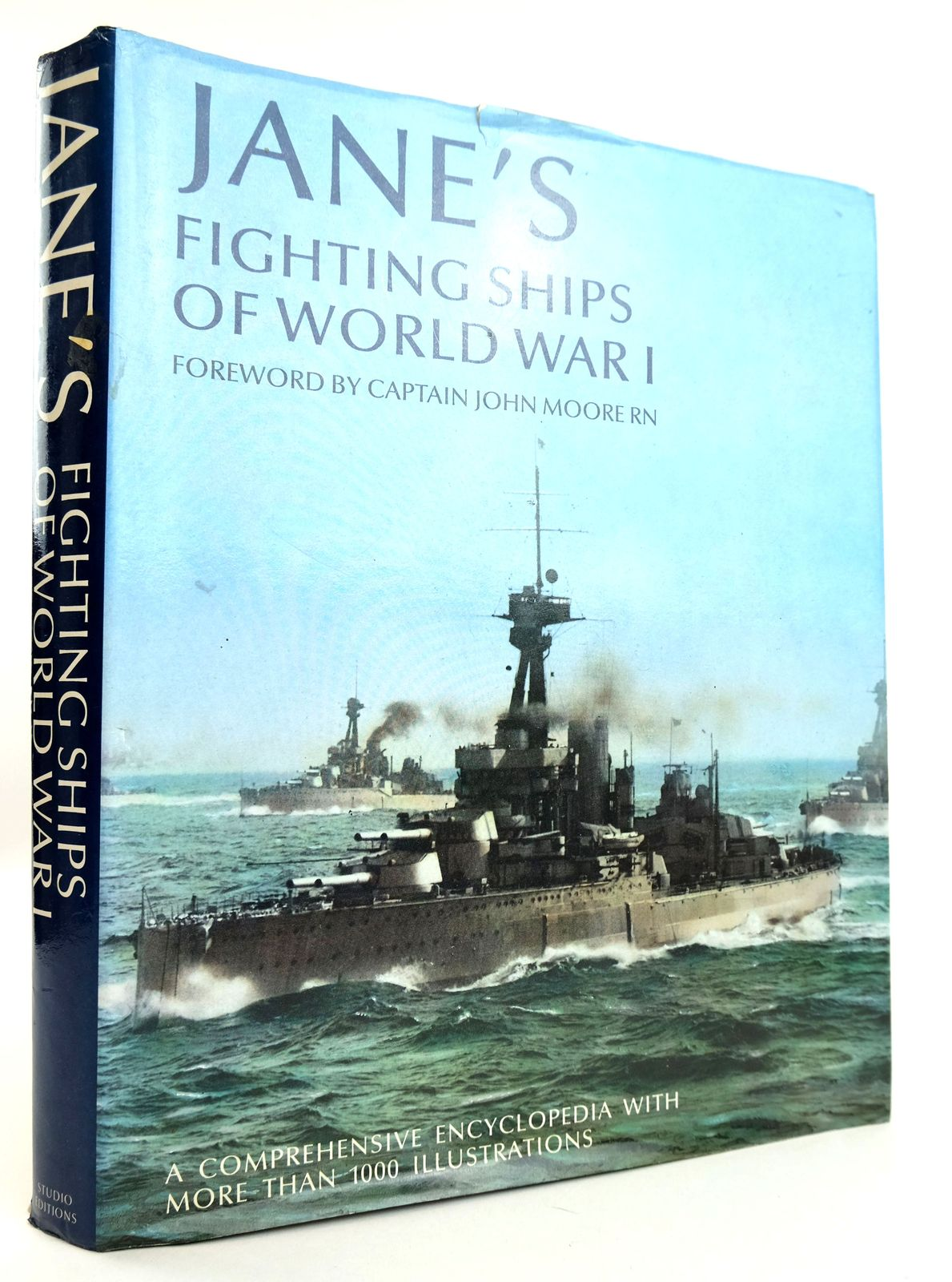 Photo of JANE'S FIGHTING SHIPS OF WORLD WAR I- Stock Number: 1818918