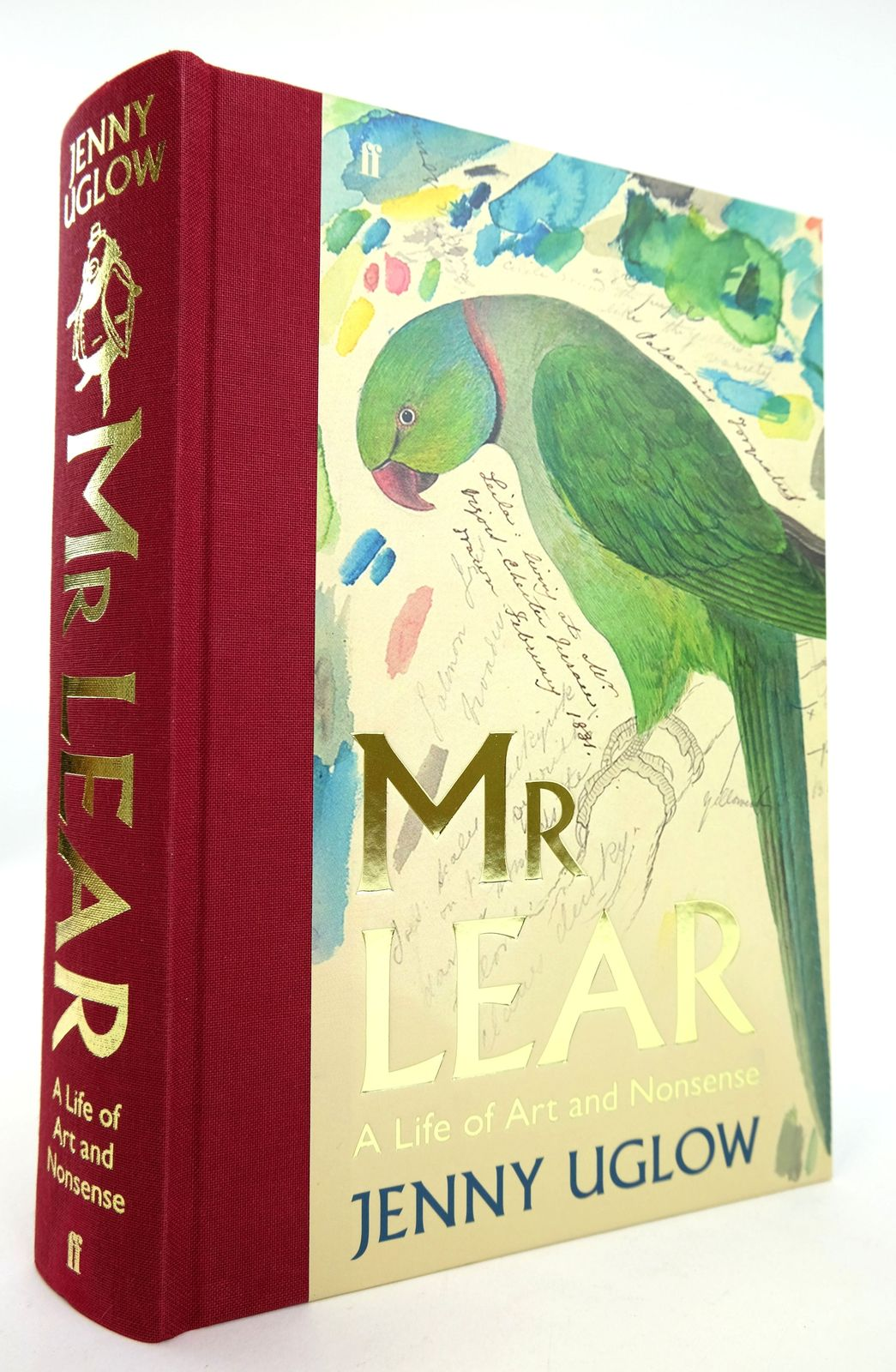 Photo of MR LEAR: A LIFE OF ART AND NONSENSE- Stock Number: 1818940