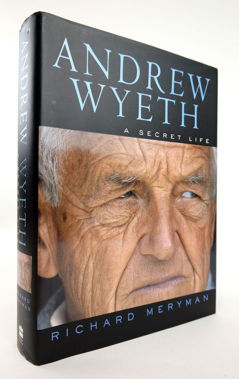 Photo of ANDREW WYETH: A SECRET LIFE written by Meryman, Richard illustrated by Wyeth, Andrew published by Harpercollins Publishers Ltd (STOCK CODE: 1818946)  for sale by Stella & Rose's Books
