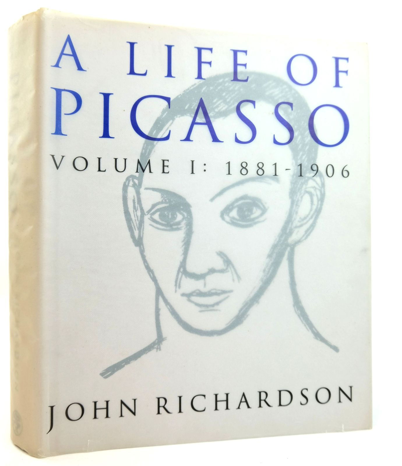 Photo of A LIFE OF PICASSO VOLUME I: 1881-1906 written by Richardson, John illustrated by Picasso, Pablo et al., published by Jonathan Cape (STOCK CODE: 1818949)  for sale by Stella & Rose's Books