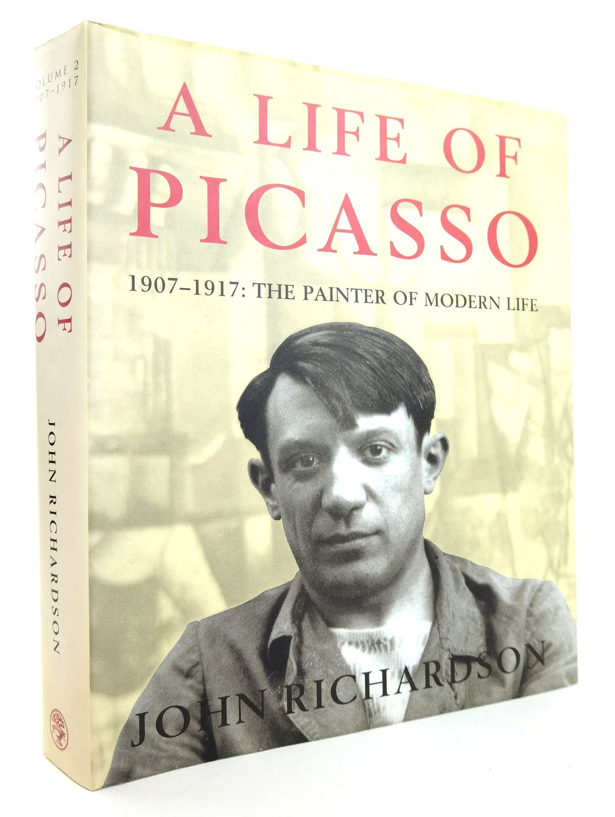 Photo of A LIFE OF PICASSO VOLUME II: 1907-1917- Stock Number: 1818958