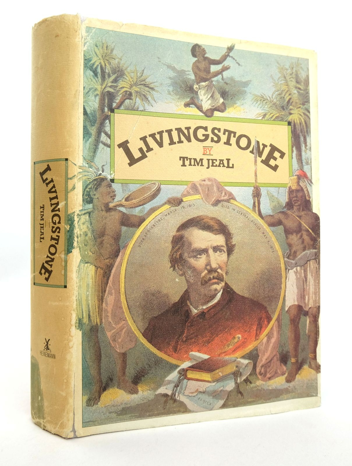 Photo of LIVINGSTONE- Stock Number: 1818961