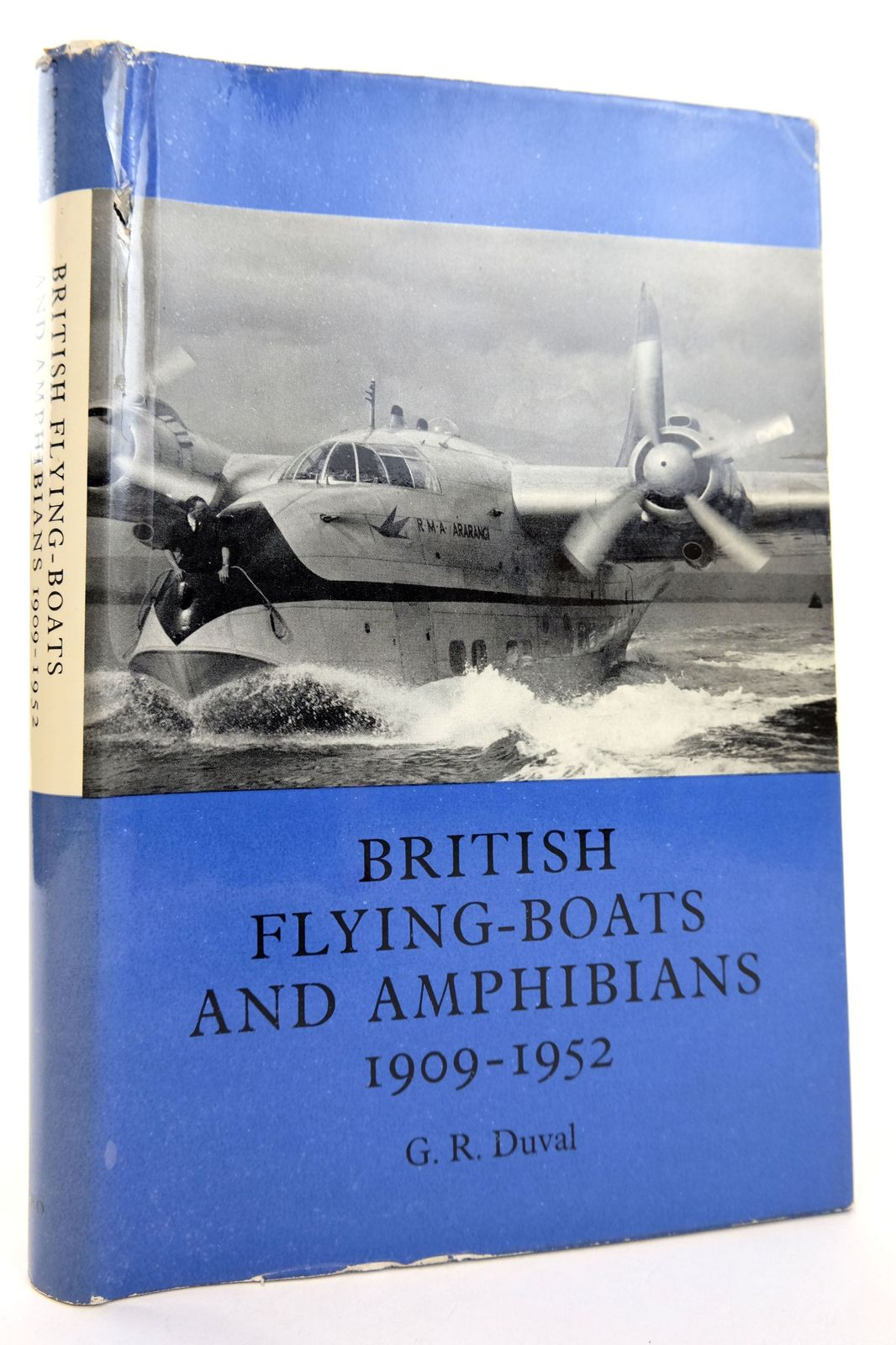 Photo of BRITISH FLYING-BOATS AND AMPHIBIANS 1909-1952- Stock Number: 1818965