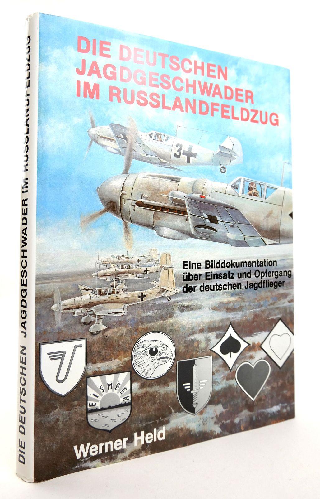 Photo of DIE DEUTSCHEN JAGDGESCHWADER IM RUSSLANDFELDZUG- Stock Number: 1818966