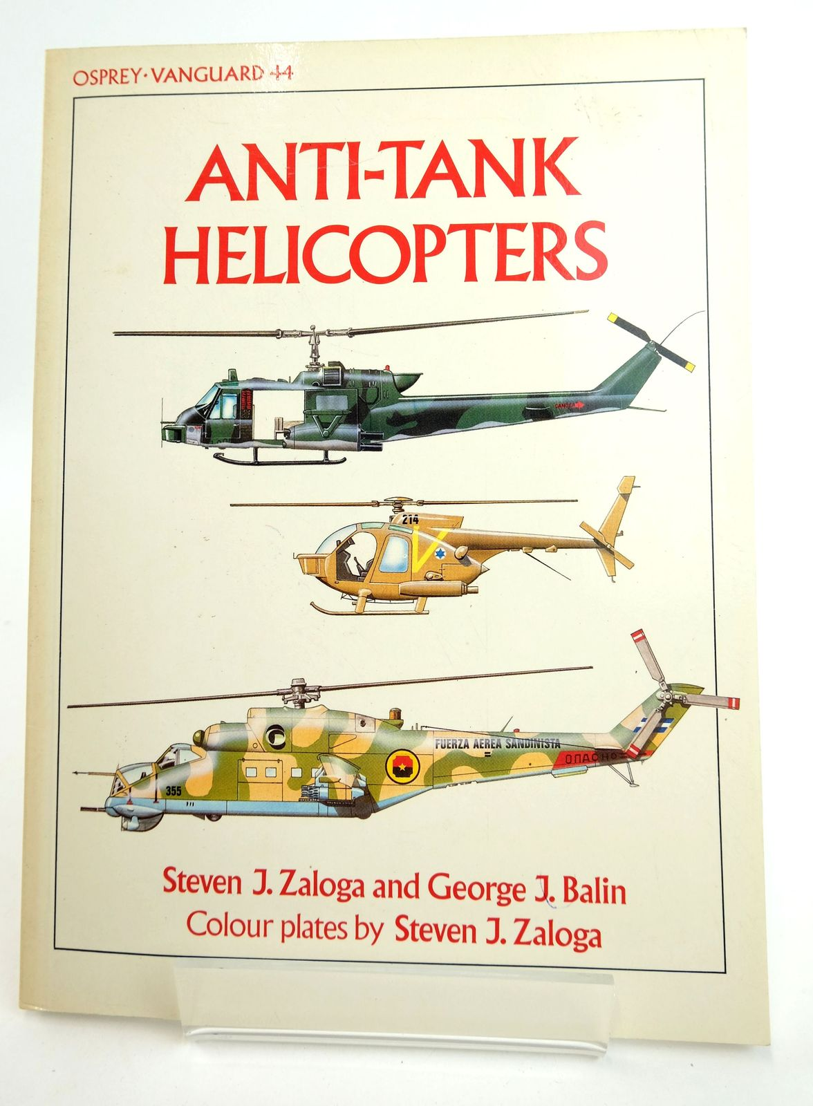 Photo of ANTI-TANK HELICOPTERS (VANGUARD 44)- Stock Number: 1818975