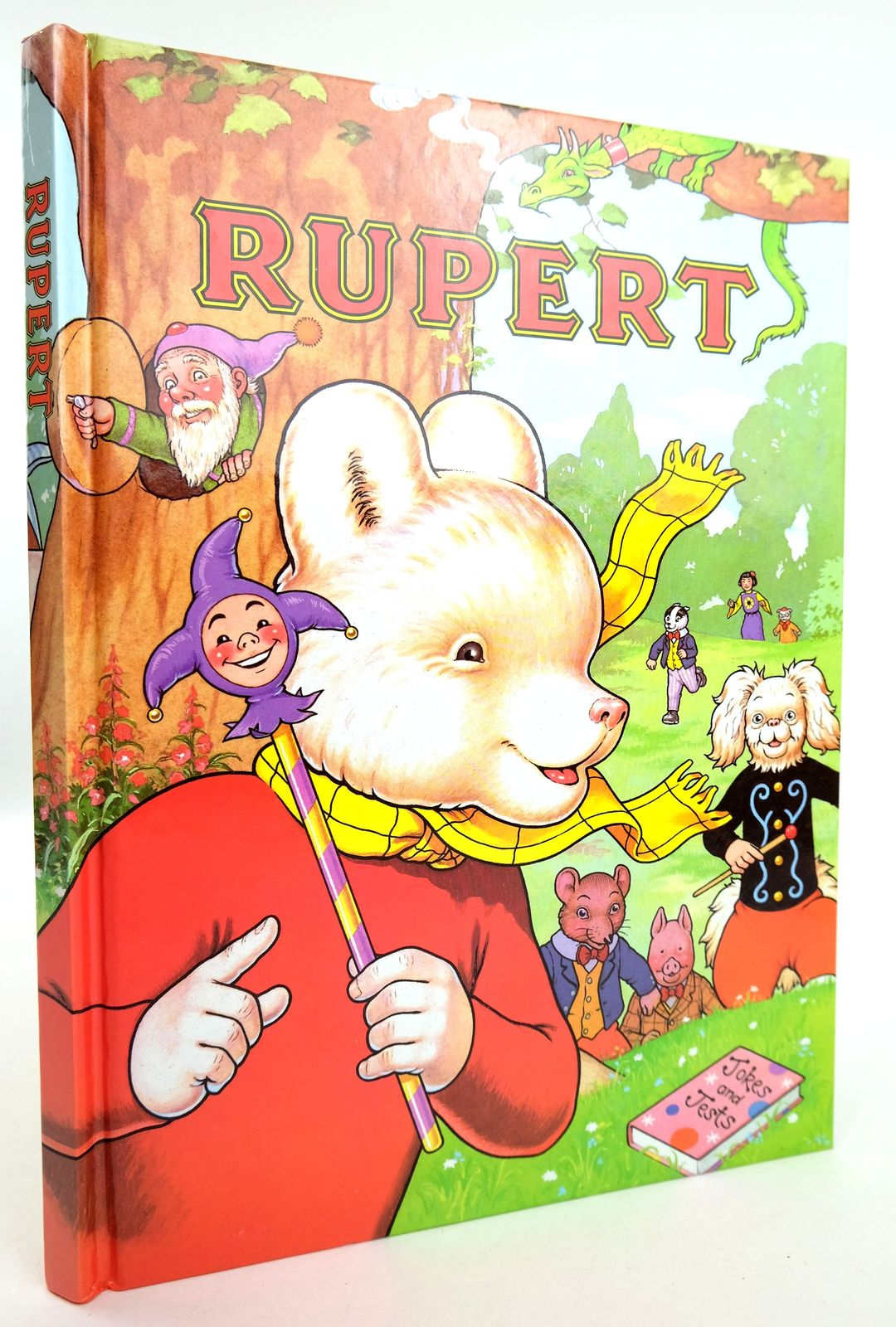 Photo of RUPERT ANNUAL 1993- Stock Number: 1818980