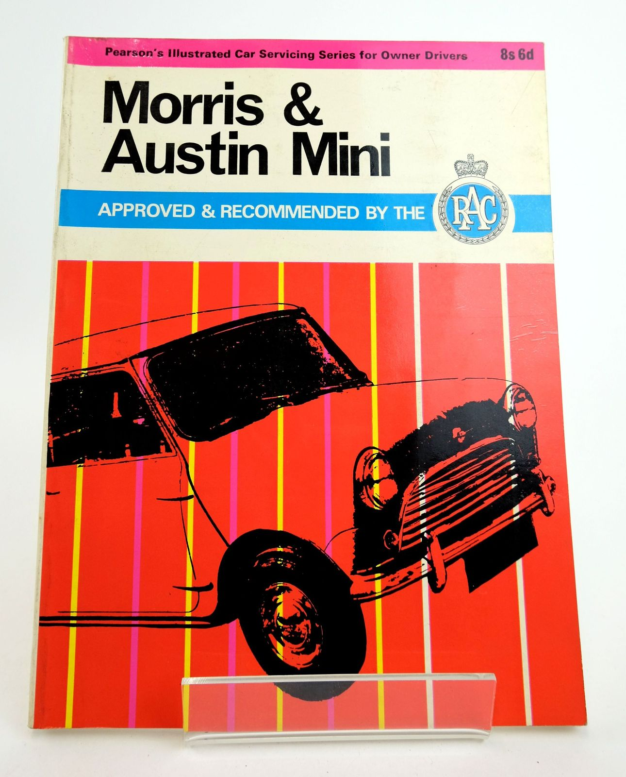 Photo of MORRIS & AUSTIN MINI: INCLUDING SALOONS, ESTATE CARS, VANS AND COOPERS- Stock Number: 1818986