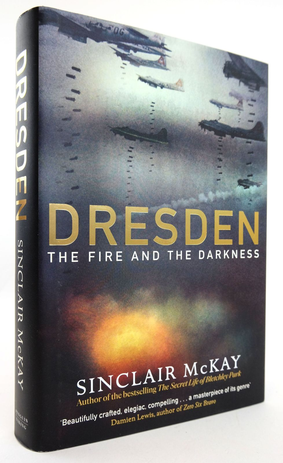 Photo of DRESDEN: THE FIRE AND THE DARKNESS- Stock Number: 1819003