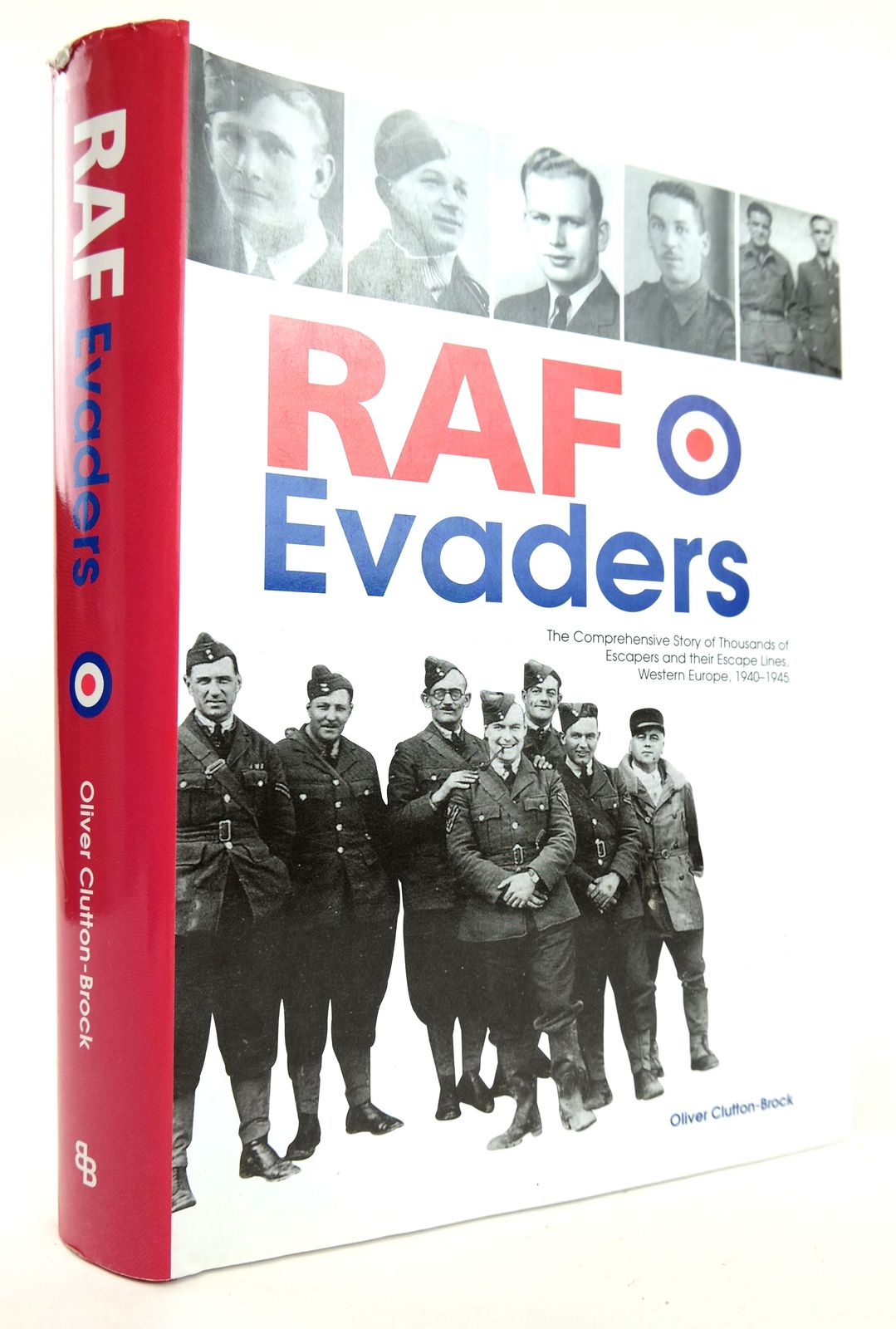 Photo of RAF EVADERS written by Clutton-Brock, Oliver published by Bounty Books (STOCK CODE: 1819004)  for sale by Stella & Rose's Books