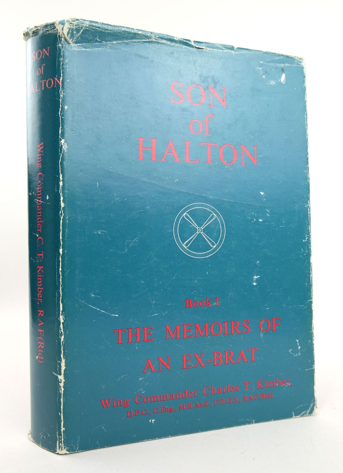 Photo of SON OF HALTON BOOK I: THE MEMOIRS OF AN EX-BRAT- Stock Number: 1819008