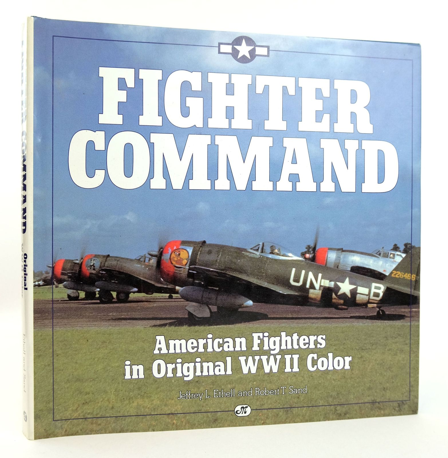 Photo of FIGHTER COMMAND written by Ethell, Jeffrey L. Sand, Robert T. published by Motorbooks International (STOCK CODE: 1819022)  for sale by Stella & Rose's Books