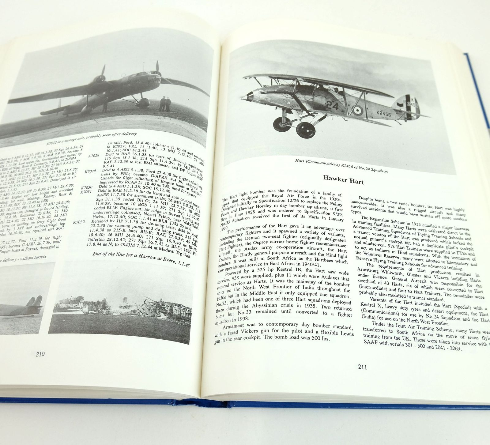 Photo of THE K FILE: THE ROYAL AIR FORCE OF THE 1930S written by Halley, James J. published by Air-Britain (Historians) Ltd. (STOCK CODE: 1819024)  for sale by Stella & Rose's Books