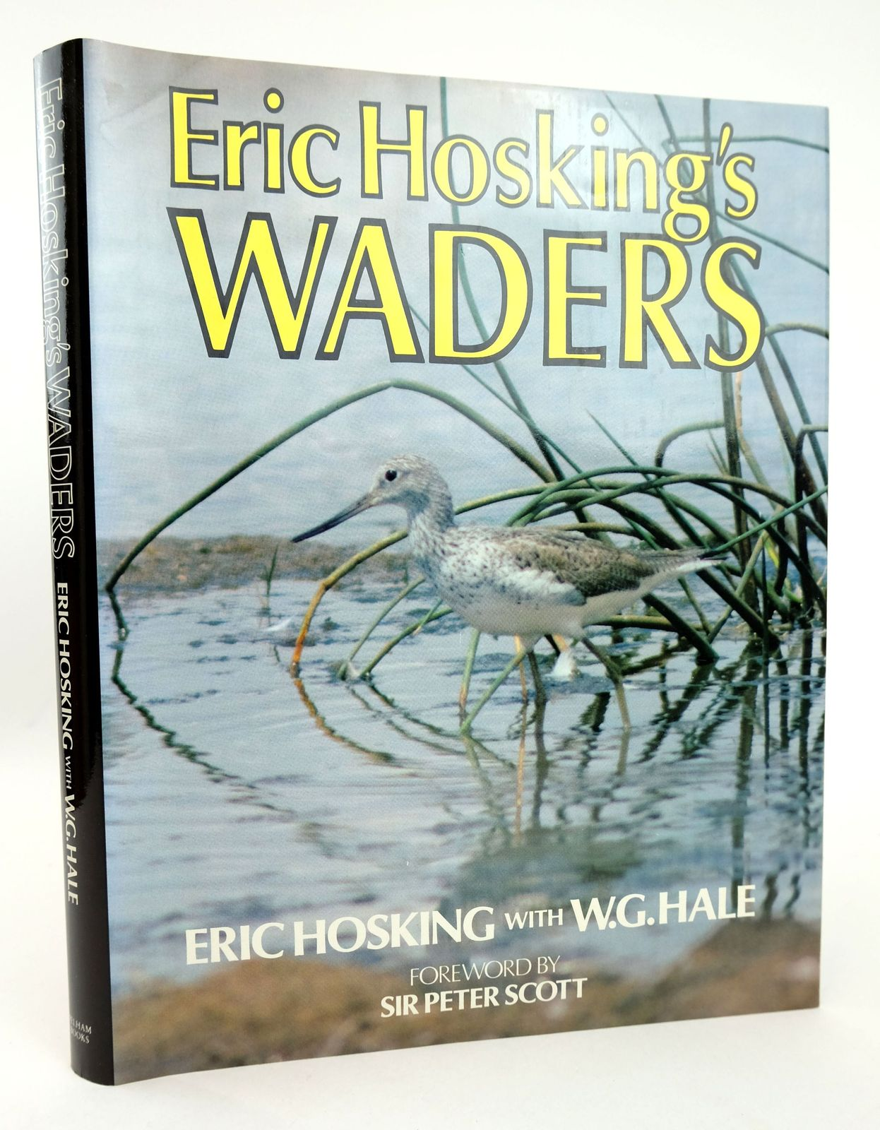 Photo of ERIC HOSKING'S WADERS