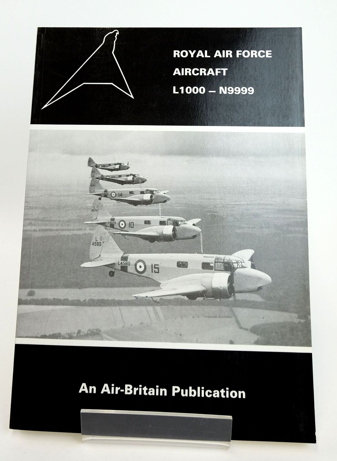 Photo of ROYAL AIR FORCE AIRCRAFT L1000 - N9999 written by Halley, James J. published by Air-Britain (Historians) Ltd. (STOCK CODE: 1819031)  for sale by Stella & Rose's Books
