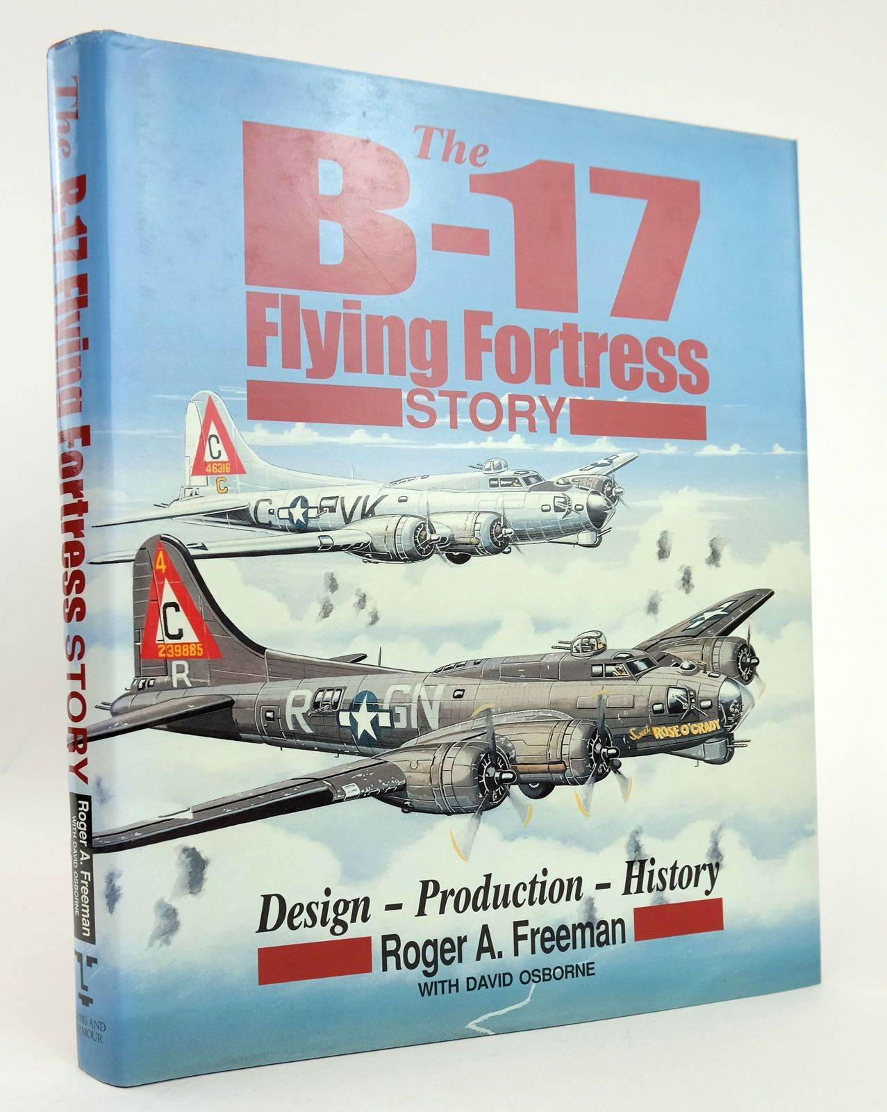 Photo of THE B-17 FLYING FORTRESS STORY- Stock Number: 1819039