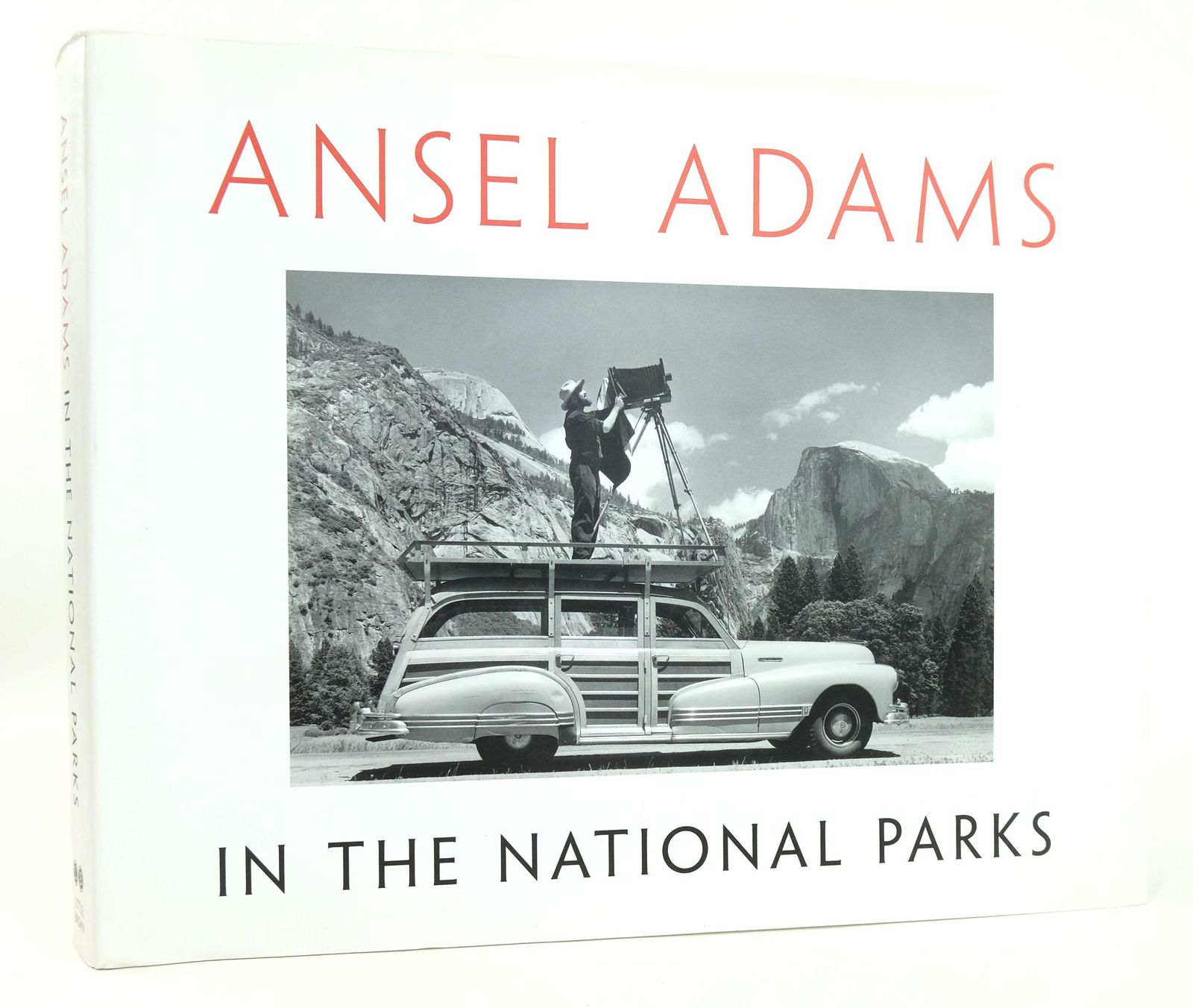 Photo of ANSEL ADAMS IN THE NATIONAL PARKS: PHOTOGRAPHS FROM AMERICA'S WILD PLACES- Stock Number: 1819043