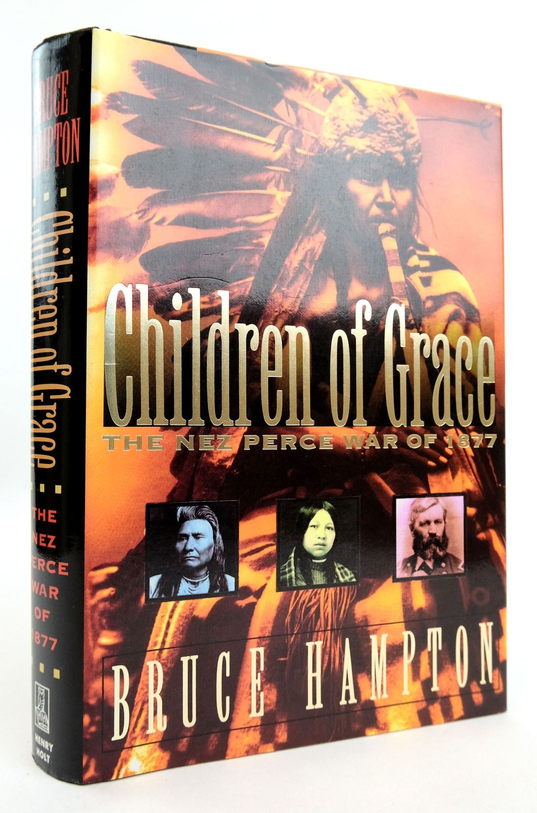 Photo of CHILDREN OF GRACE: THE NEZ PERCE WAR OF 1877- Stock Number: 1819056