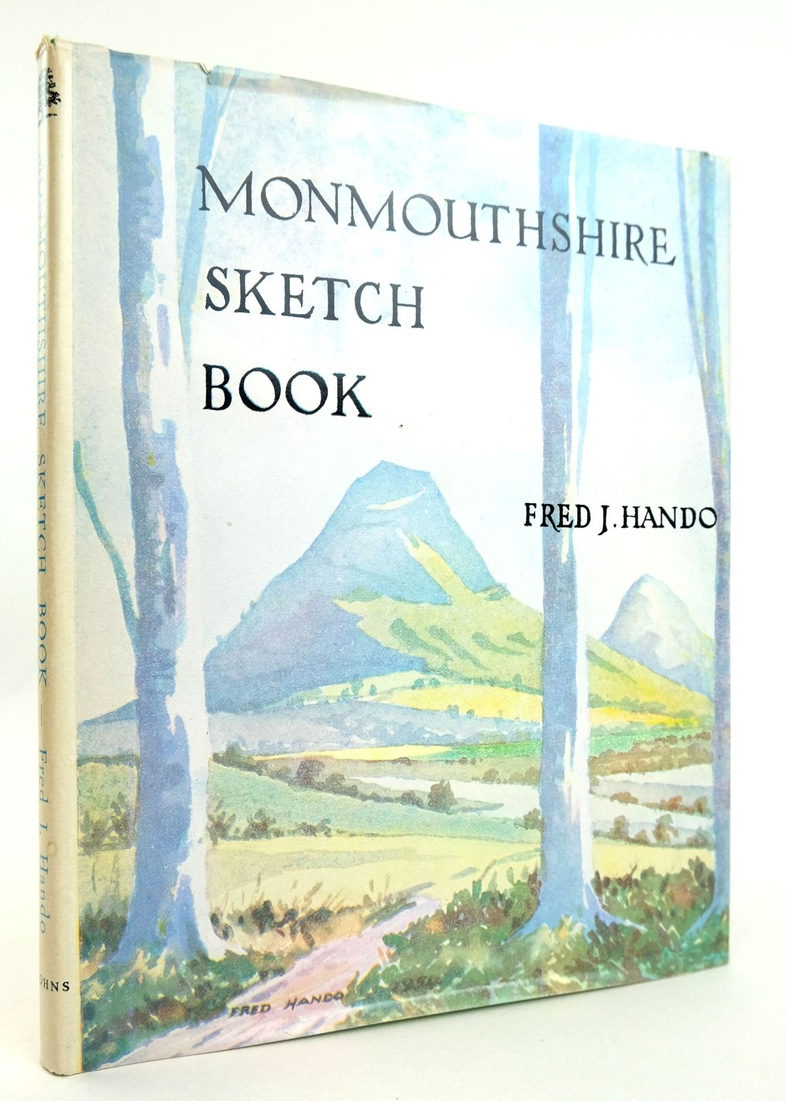 Photo of MONMOUTHSHIRE SKETCH BOOK