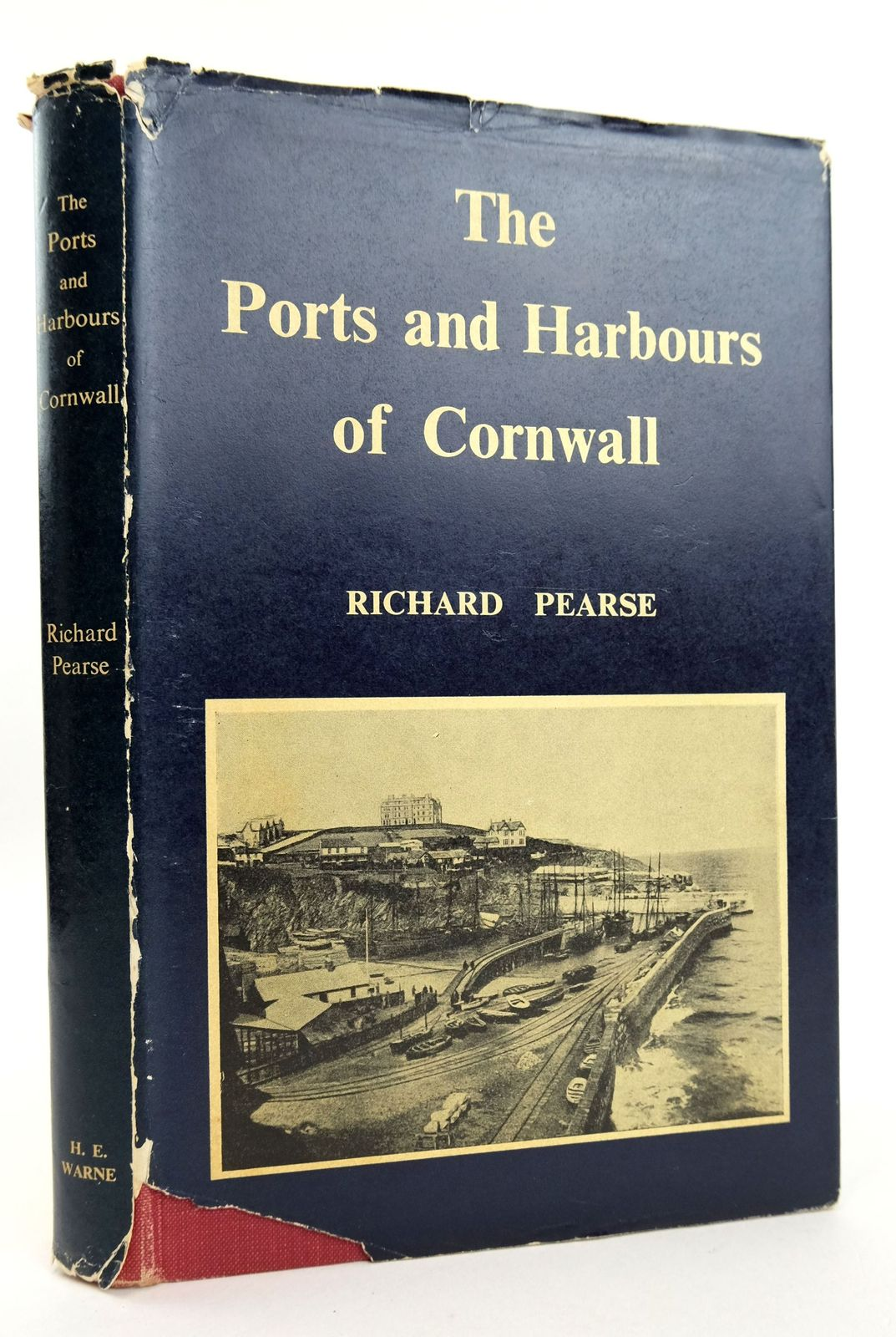 Photo of THE PORTS AND HARBOURS OF CORNWALL written by Pearse, Richard published by H.E. Warne (STOCK CODE: 1819067)  for sale by Stella & Rose's Books