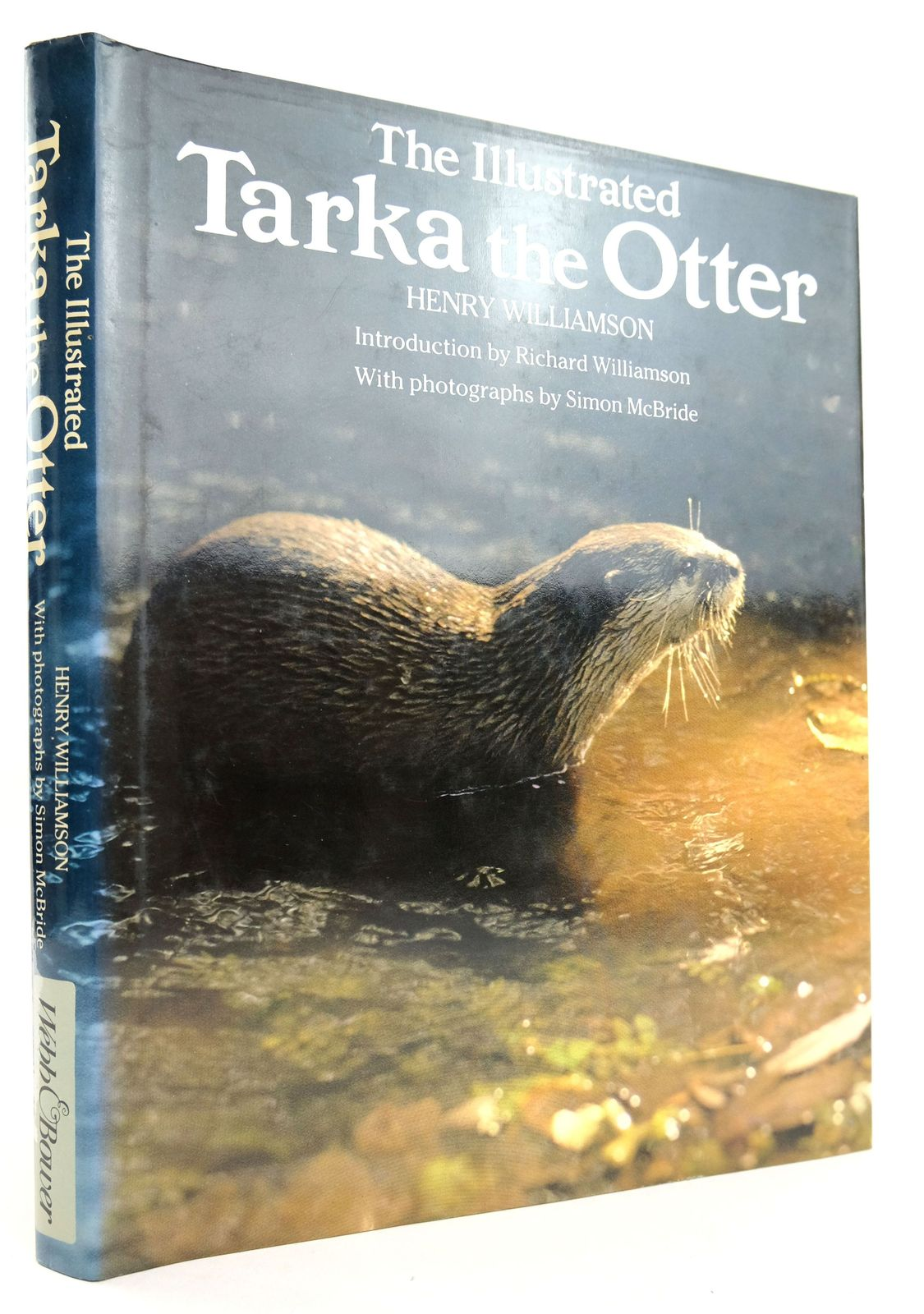 Photo of THE ILLUSTRATED TARKA THE OTTER- Stock Number: 1819074