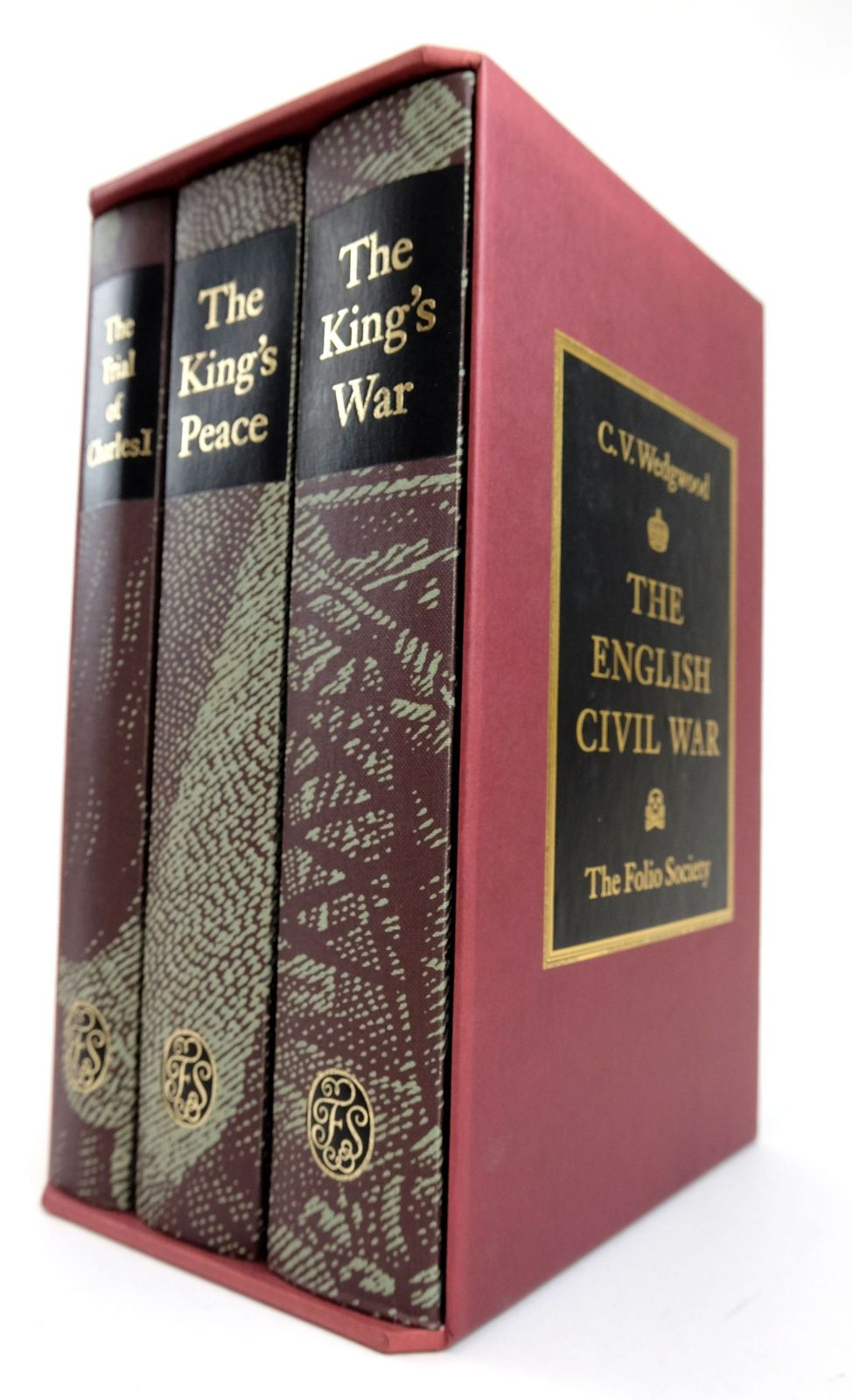 Photo of THE ENGLISH CIVIL WAR (3 VOLUMES)