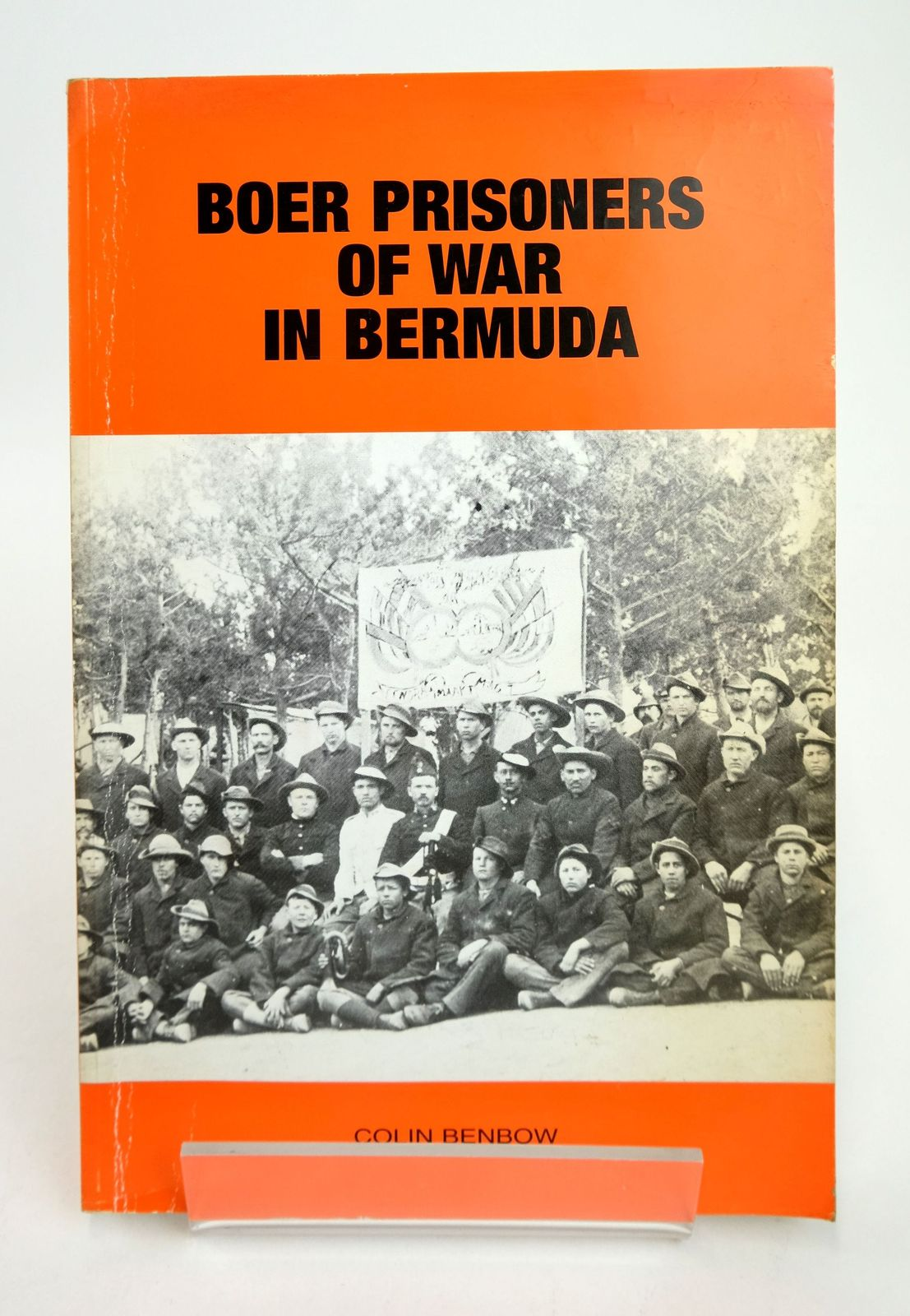 Photo of BOER PRISONERS OF WAR IN BERMUDA- Stock Number: 1819084