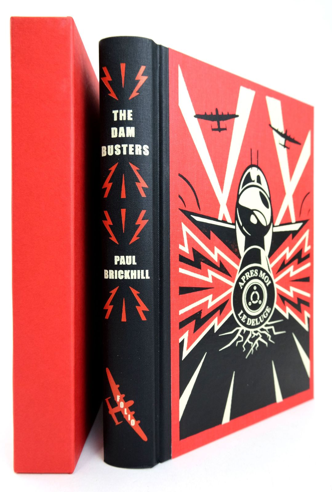 Photo of THE DAM BUSTERS written by Brickhill, Paul published by Folio Society (STOCK CODE: 1819087)  for sale by Stella & Rose's Books