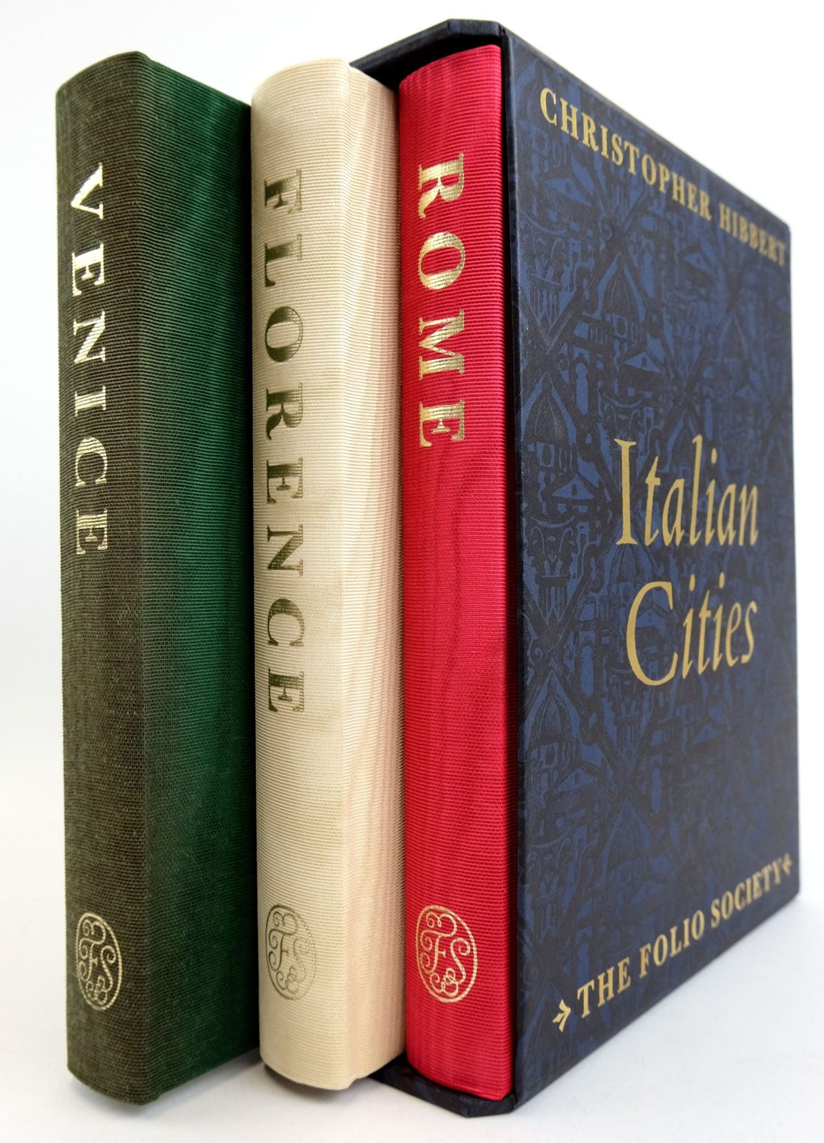 Photo of ITALIAN CITIES (3 VOLUMES)- Stock Number: 1819097