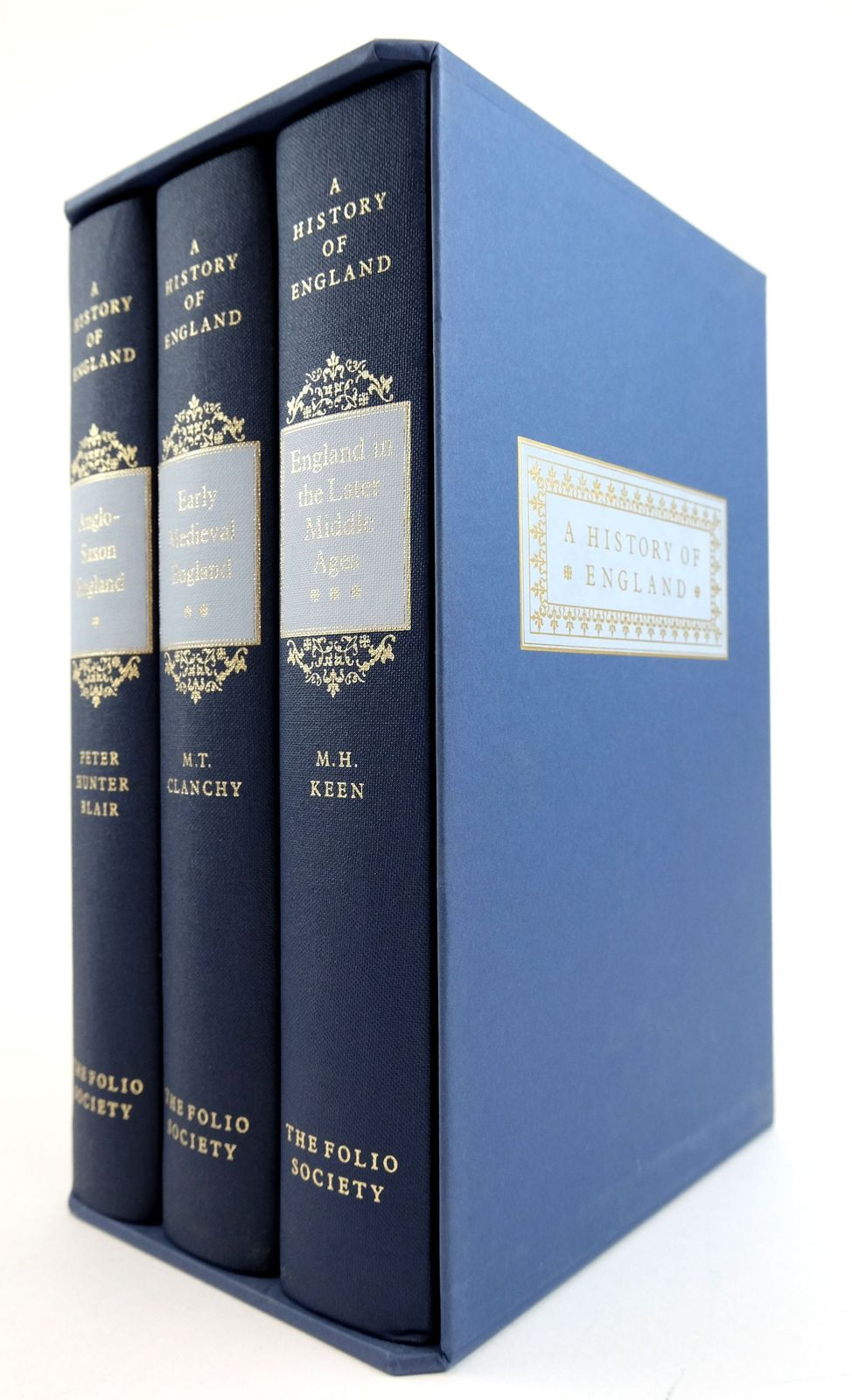 Photo of A HISTORY OF ENGLAND (3 VOLUMES)