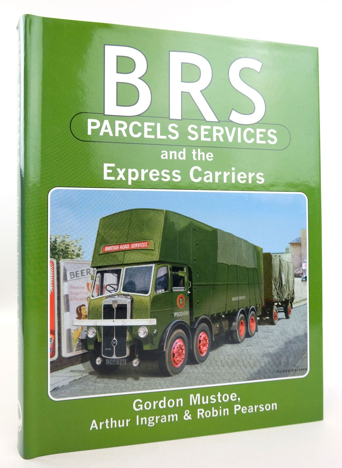 Photo of BRS PARCELS SERVICES AND THE EXPRESS CARRIERS- Stock Number: 1819105
