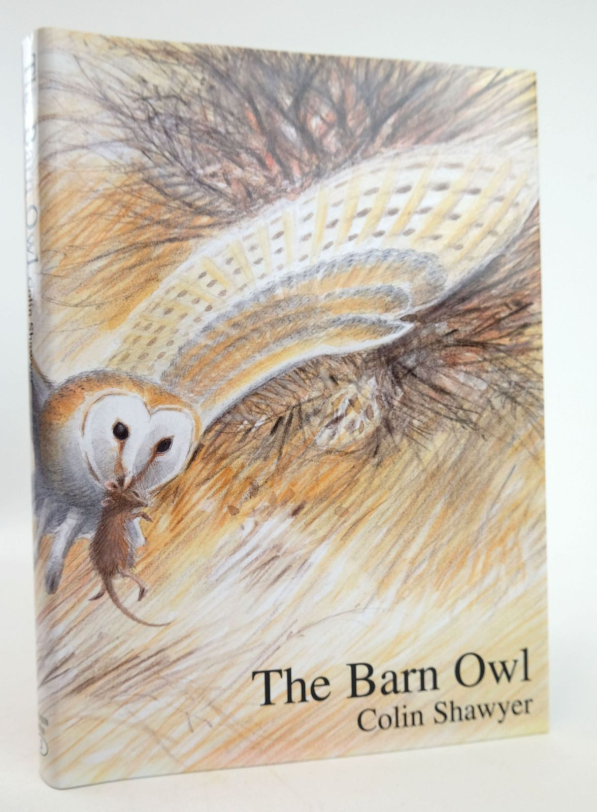 Photo of THE BARN OWL written by Shawyer, Colin published by Arlequin Press (STOCK CODE: 1819113)  for sale by Stella & Rose's Books