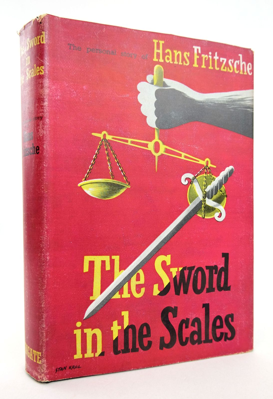 Photo of THE SWORD IN THE SCALES- Stock Number: 1819123