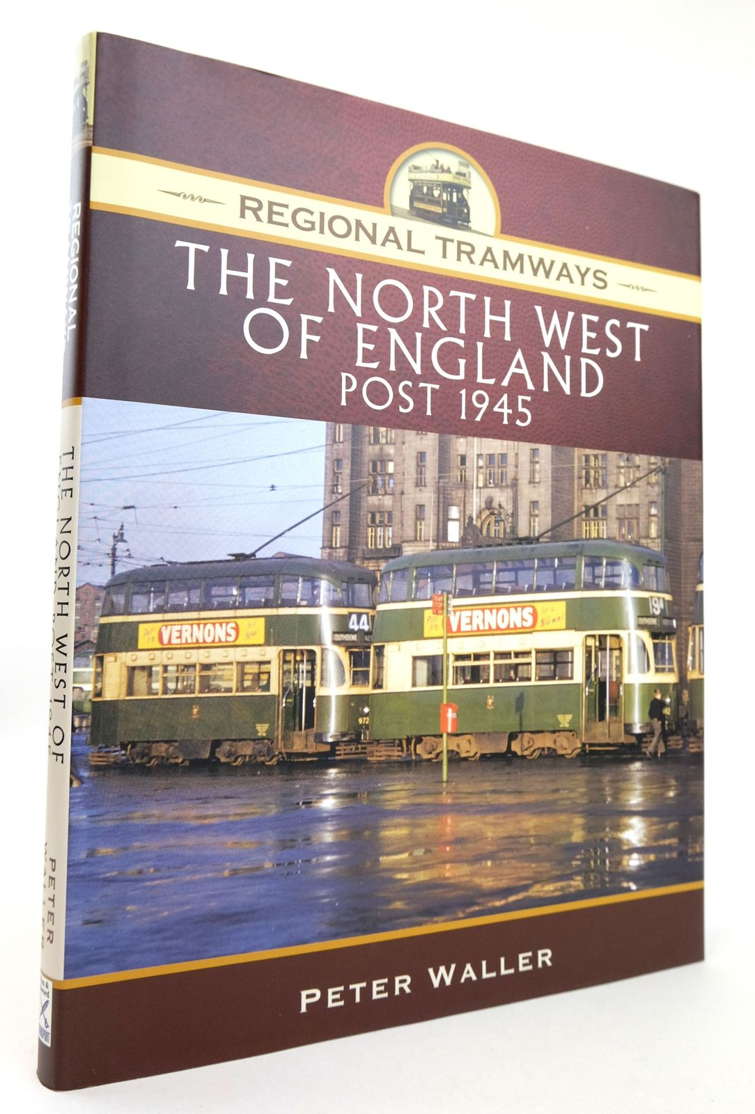 Photo of REGIONAL TRAMWAYS: THE NORTH WEST OF ENGLAND POST 1945- Stock Number: 1819140