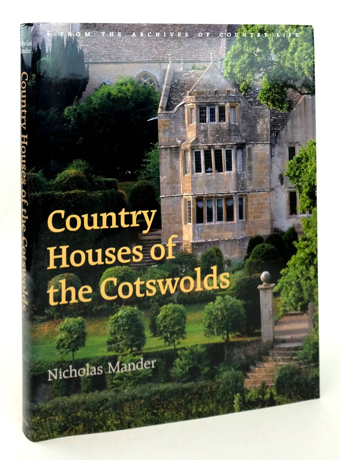 Photo of COUNTRY HOUSES OF THE COTSWOLDS- Stock Number: 1819148
