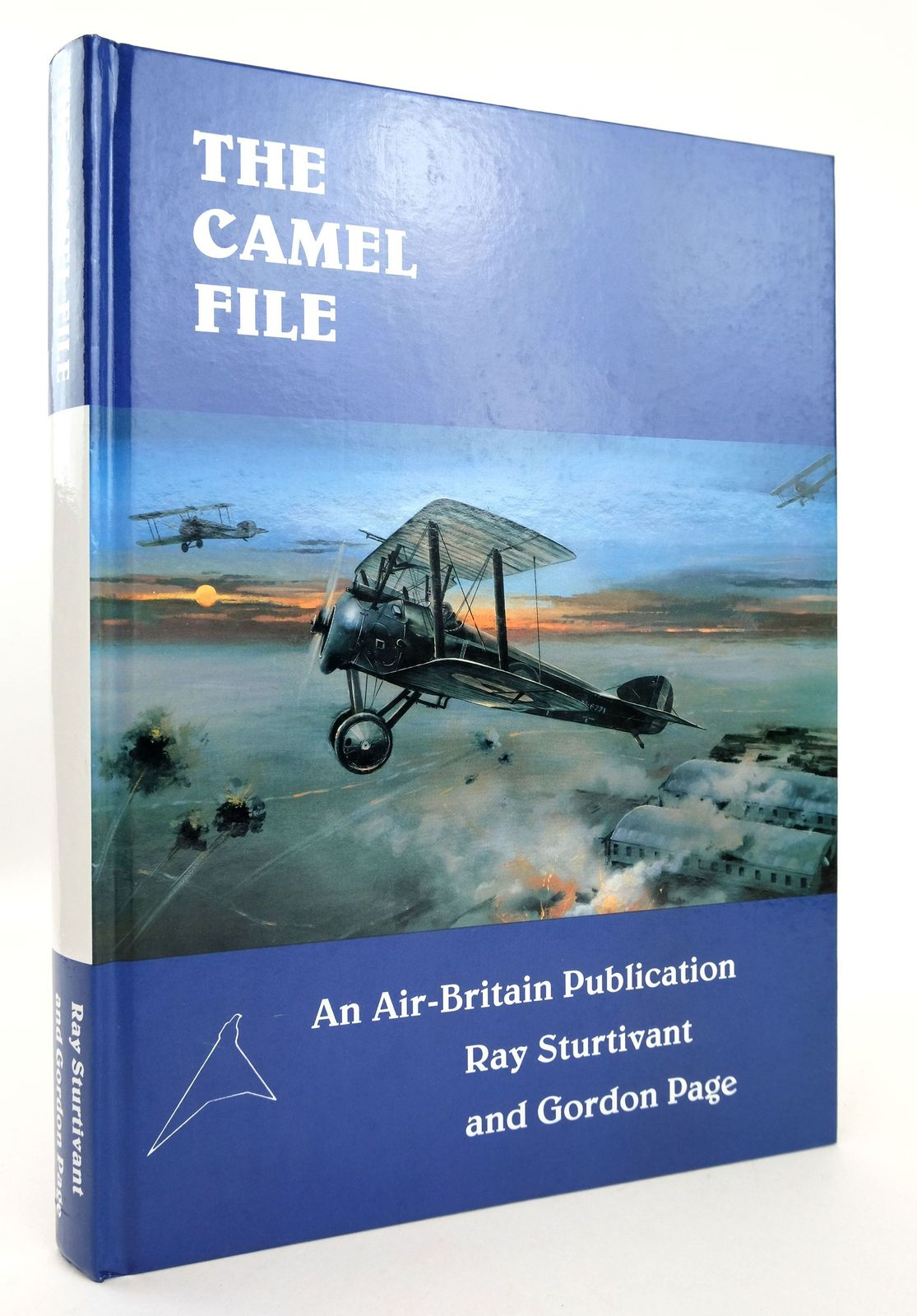Photo of THE CAMEL FILE written by Sturtivant, Ray Page, Gordon published by Air-Britain (STOCK CODE: 1819150)  for sale by Stella & Rose's Books