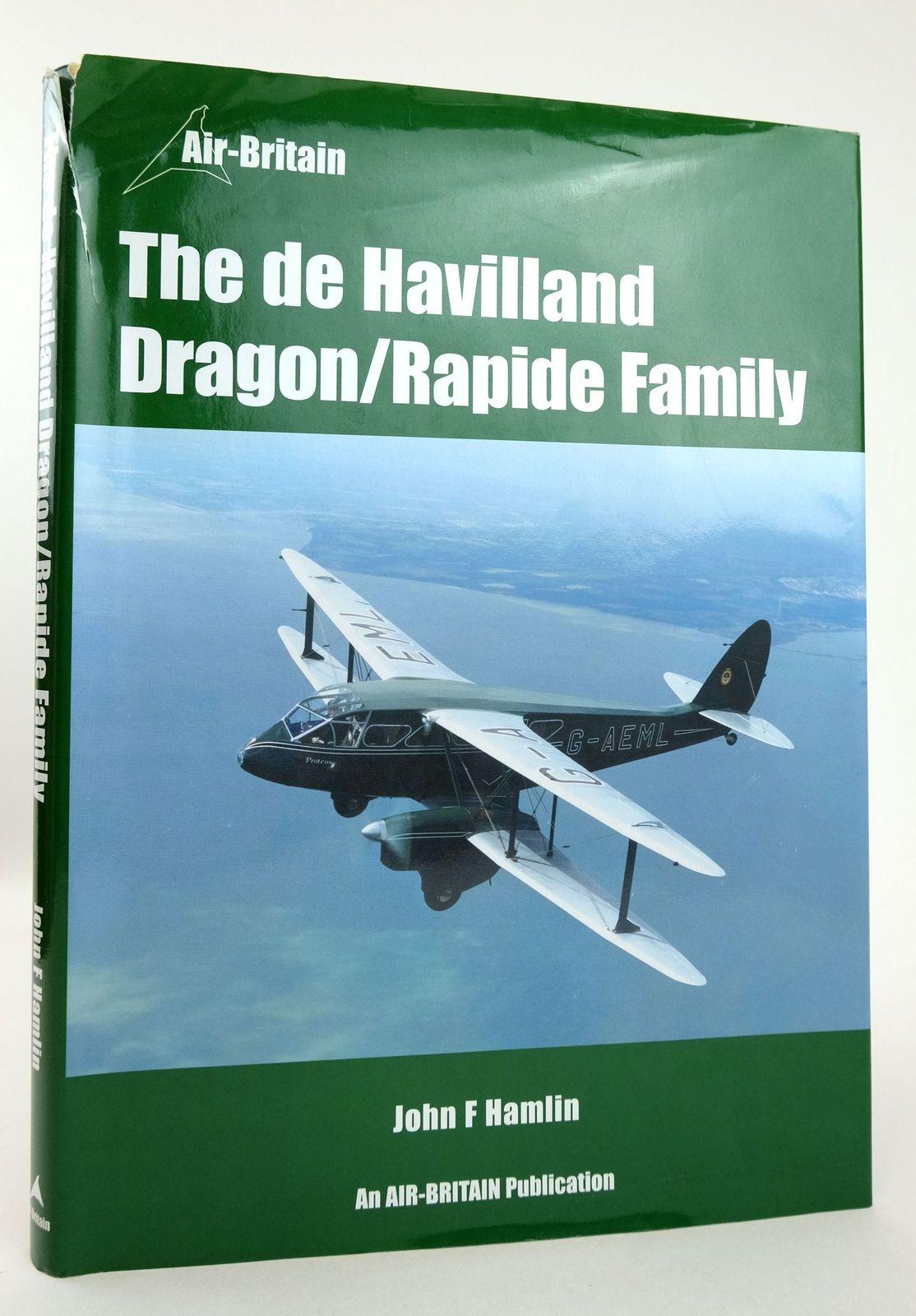 Photo of THE DE HAVILLAND DRAGON / RAPIDE FAMILY- Stock Number: 1819151